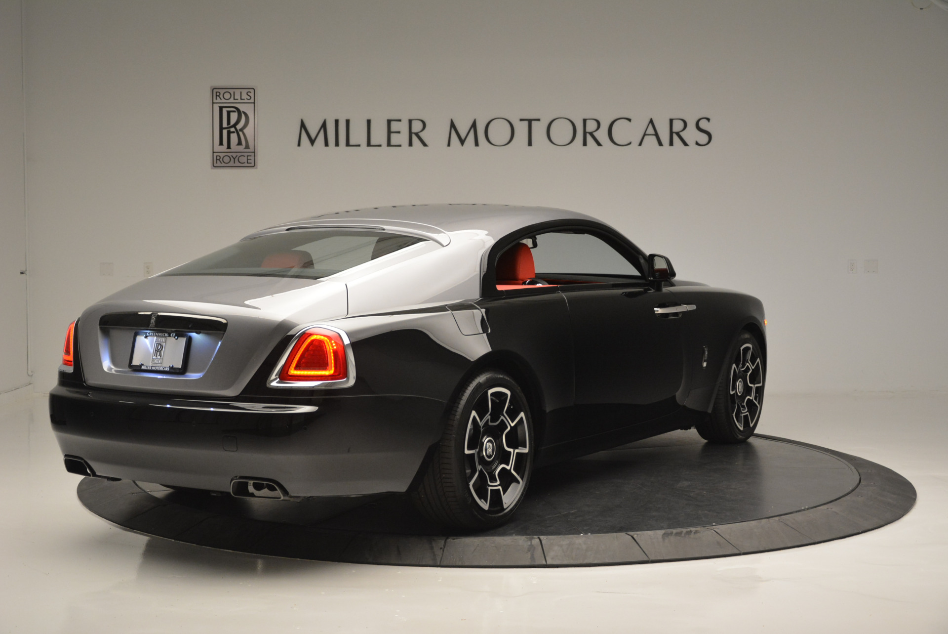 New 2018 Rolls-Royce Wraith Black Badge For Sale In Greenwich, CT 2472_p5