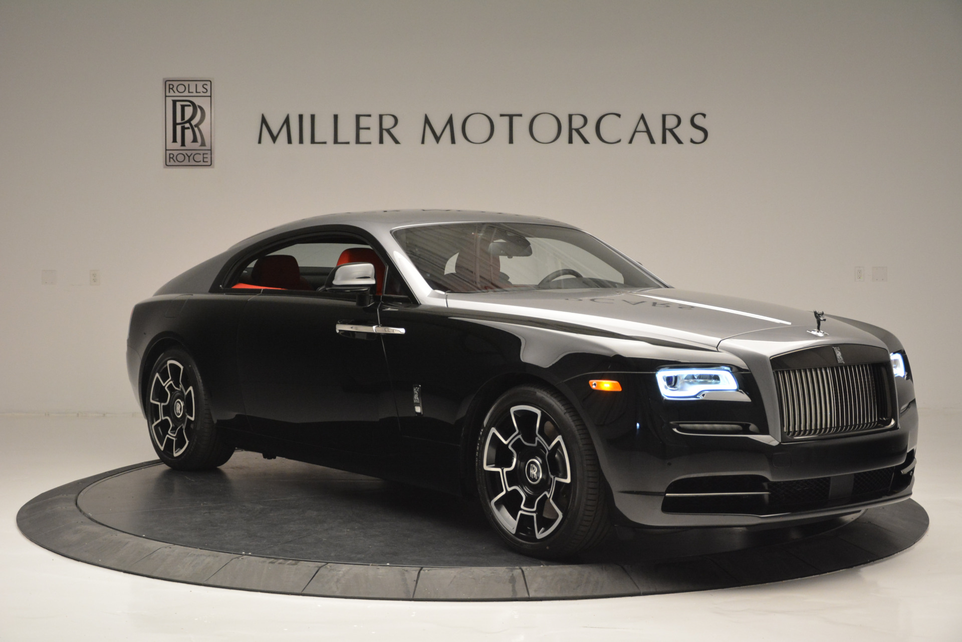 New 2018 Rolls-Royce Wraith Black Badge For Sale In Greenwich, CT 2472_p7