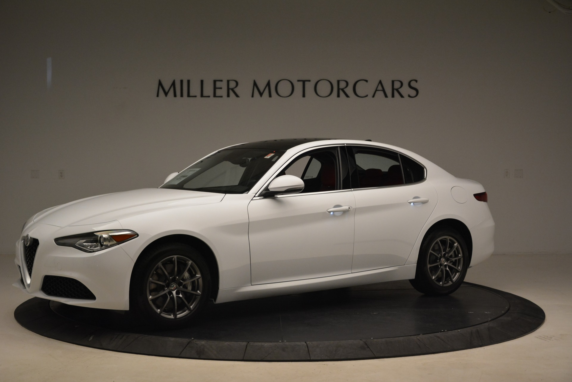 New 2018 Alfa Romeo Giulia Q4 For Sale In Greenwich, CT 2475_p2