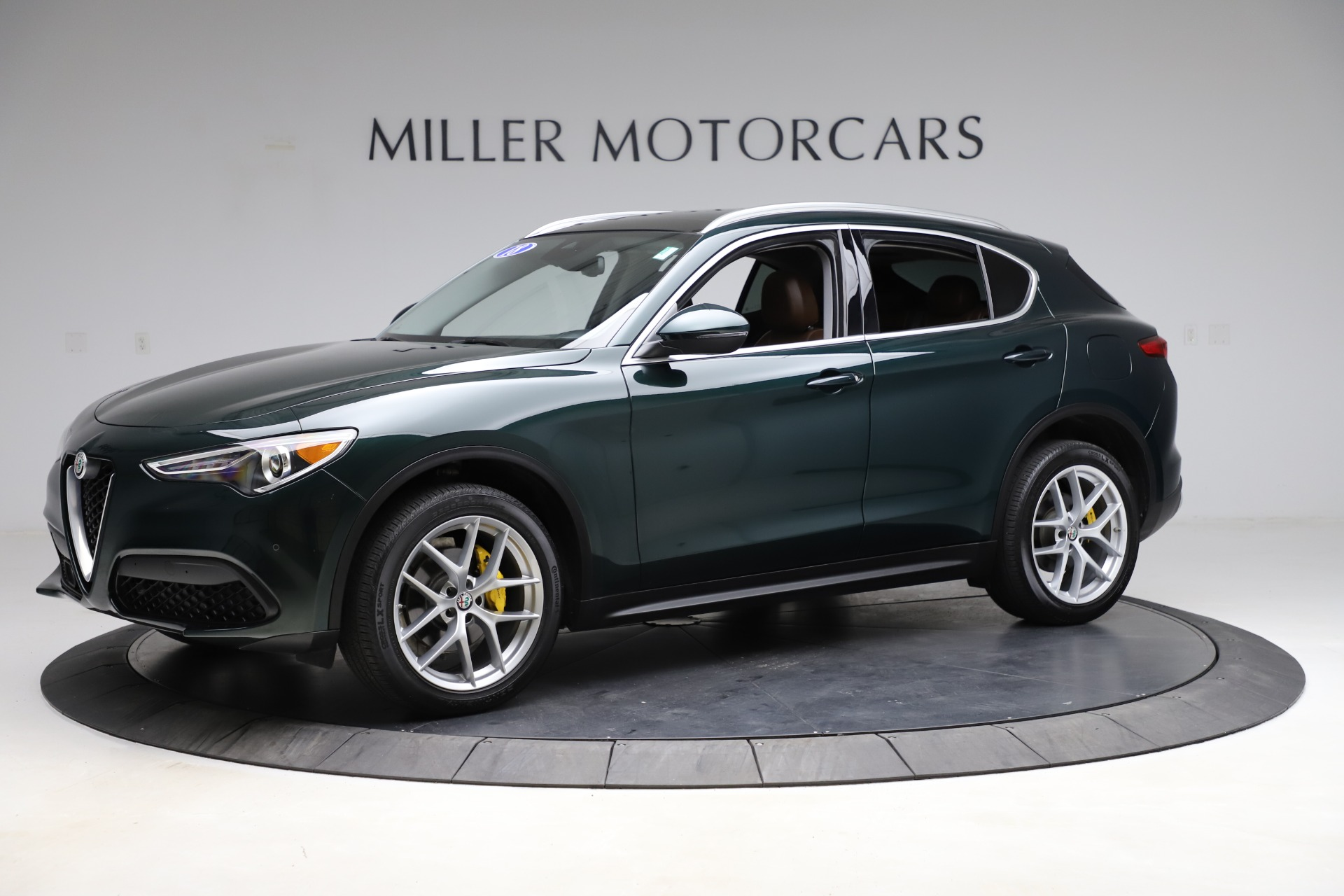New 2018 Alfa Romeo Stelvio Ti Q4 For Sale In Greenwich, CT 2479_p2