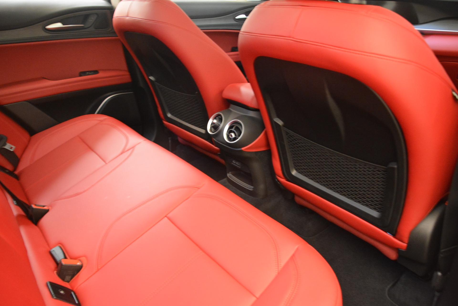 New 2018 Alfa Romeo Stelvio Ti Q4 For Sale In Greenwich, CT 2480_p22