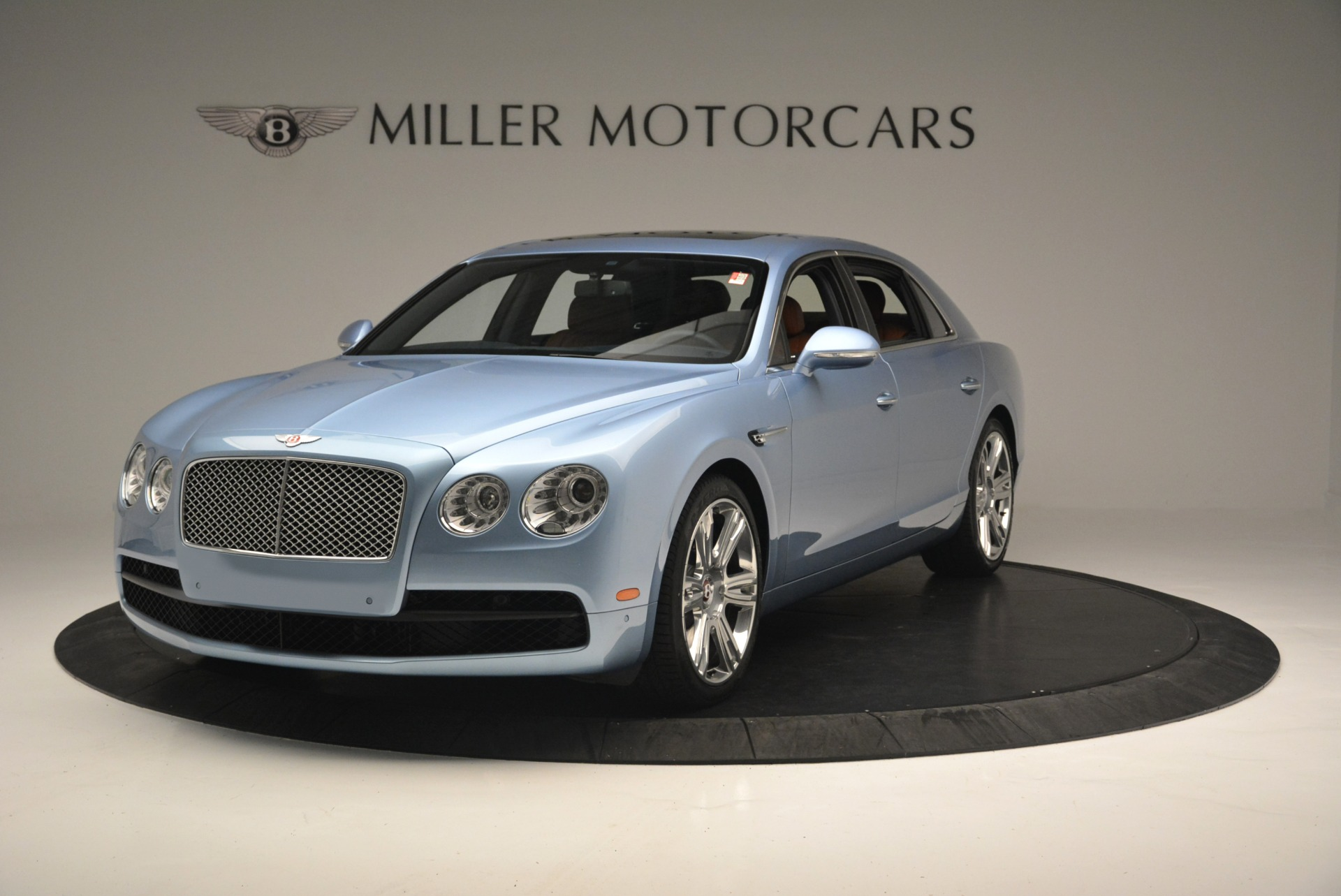 New 2018 Bentley Flying Spur V8 For Sale In Greenwich, CT 2484_main