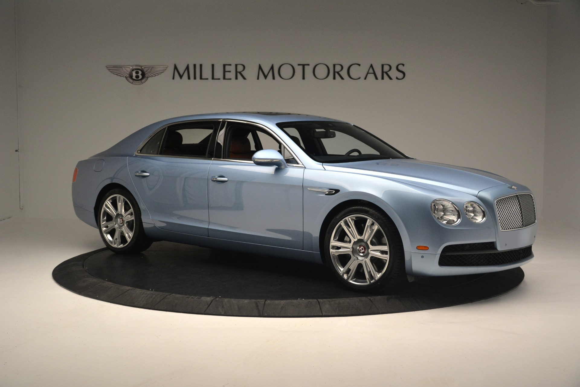 New 2018 Bentley Flying Spur V8 For Sale In Greenwich, CT 2484_p10