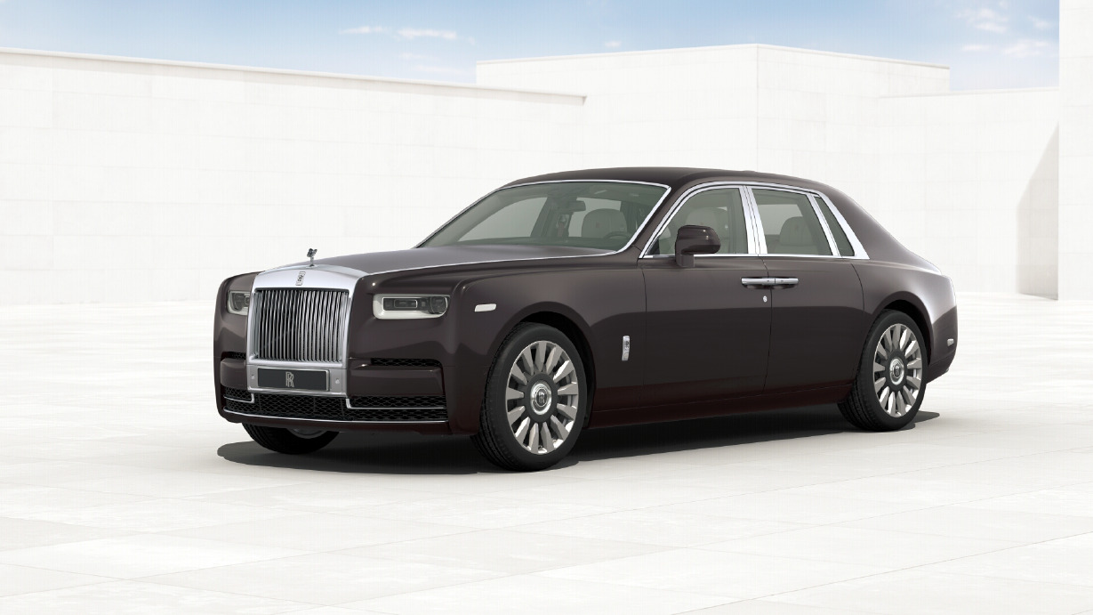 New 2018 Rolls-Royce Phantom  For Sale In Greenwich, CT 2486_main