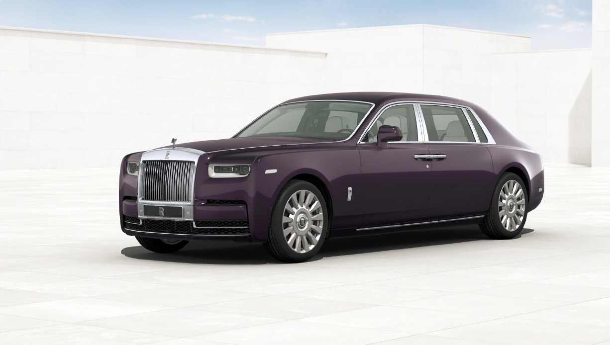New 2018 Rolls-Royce Phantom EWB For Sale In Greenwich, CT 2488_main