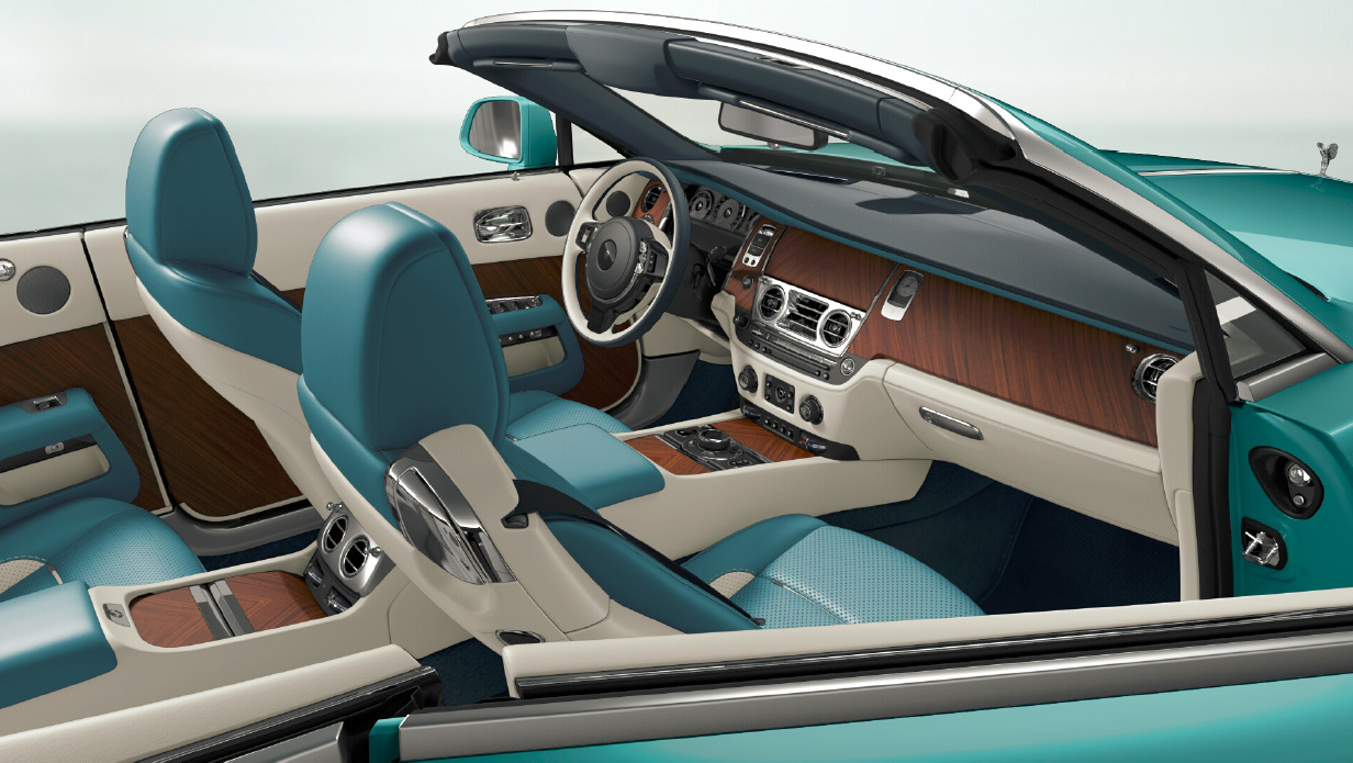 New 2018 Rolls-Royce Dawn  For Sale In Greenwich, CT 2493_p2