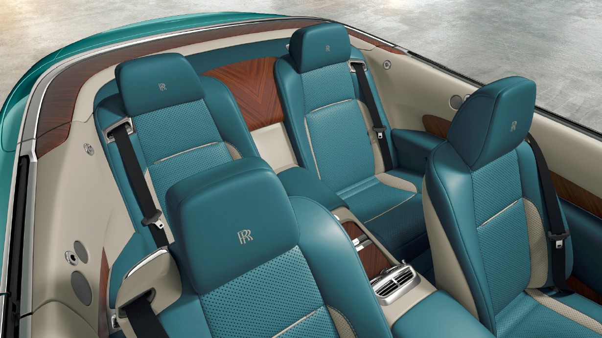 New 2018 Rolls-Royce Dawn  For Sale In Greenwich, CT 2493_p4