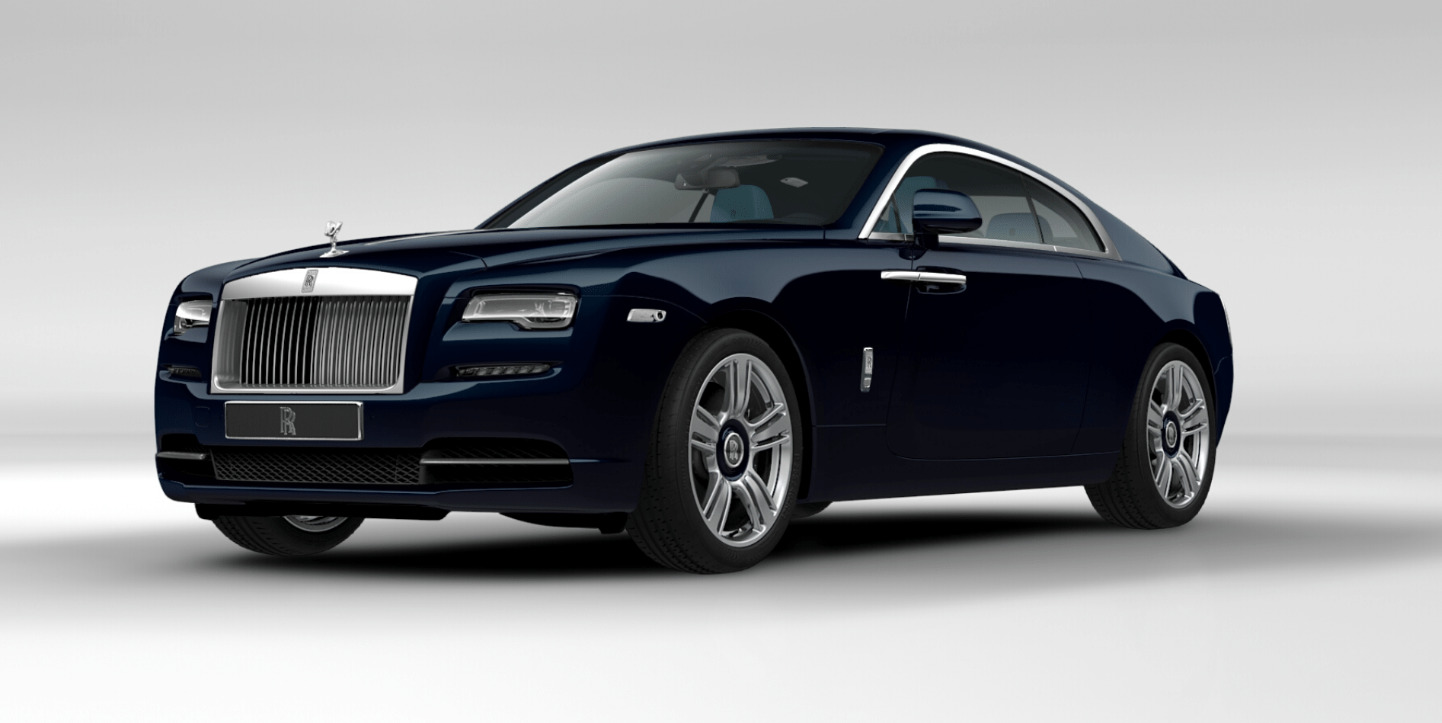 New 2018 Rolls-Royce Wraith  For Sale In Greenwich, CT 2494_main