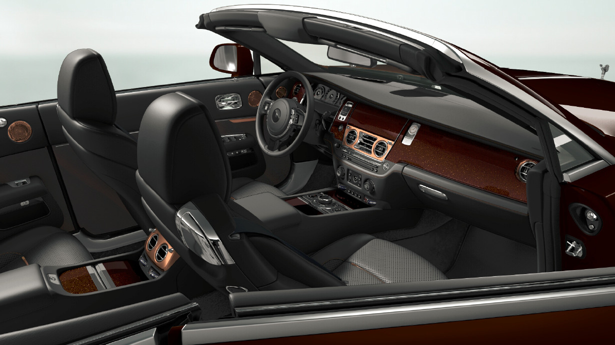 New 2018 Rolls-Royce Dawn  For Sale In Greenwich, CT 2498_p2