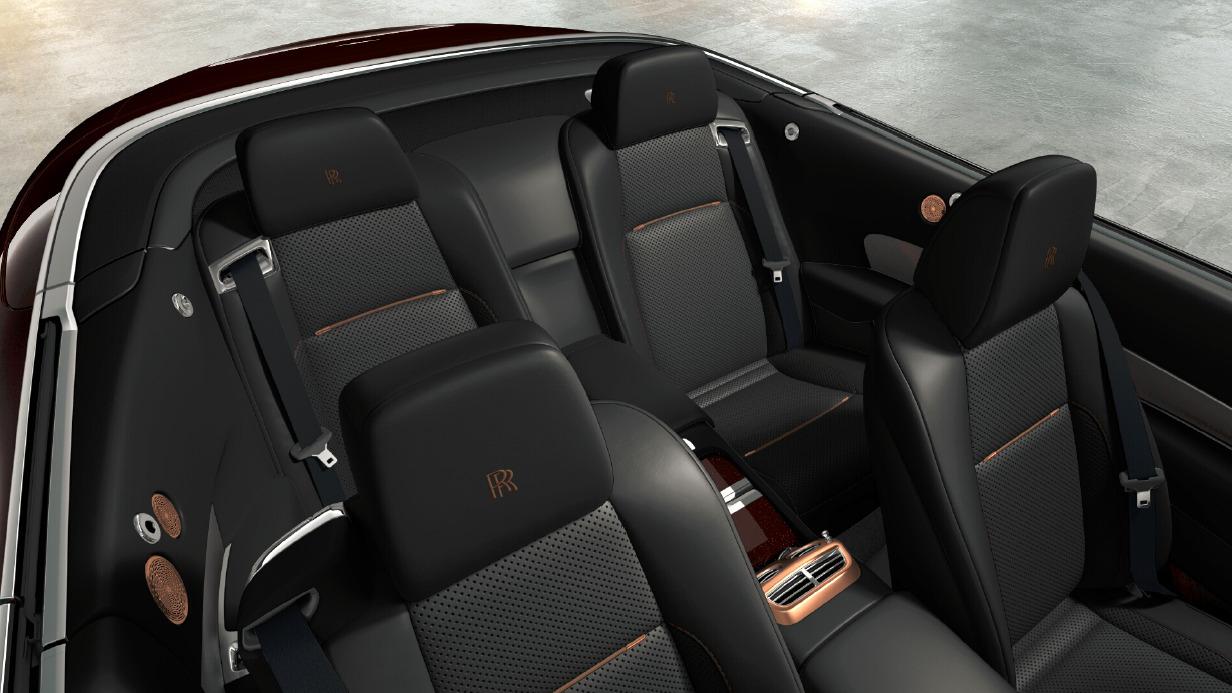 New 2018 Rolls-Royce Dawn  For Sale In Greenwich, CT 2498_p4