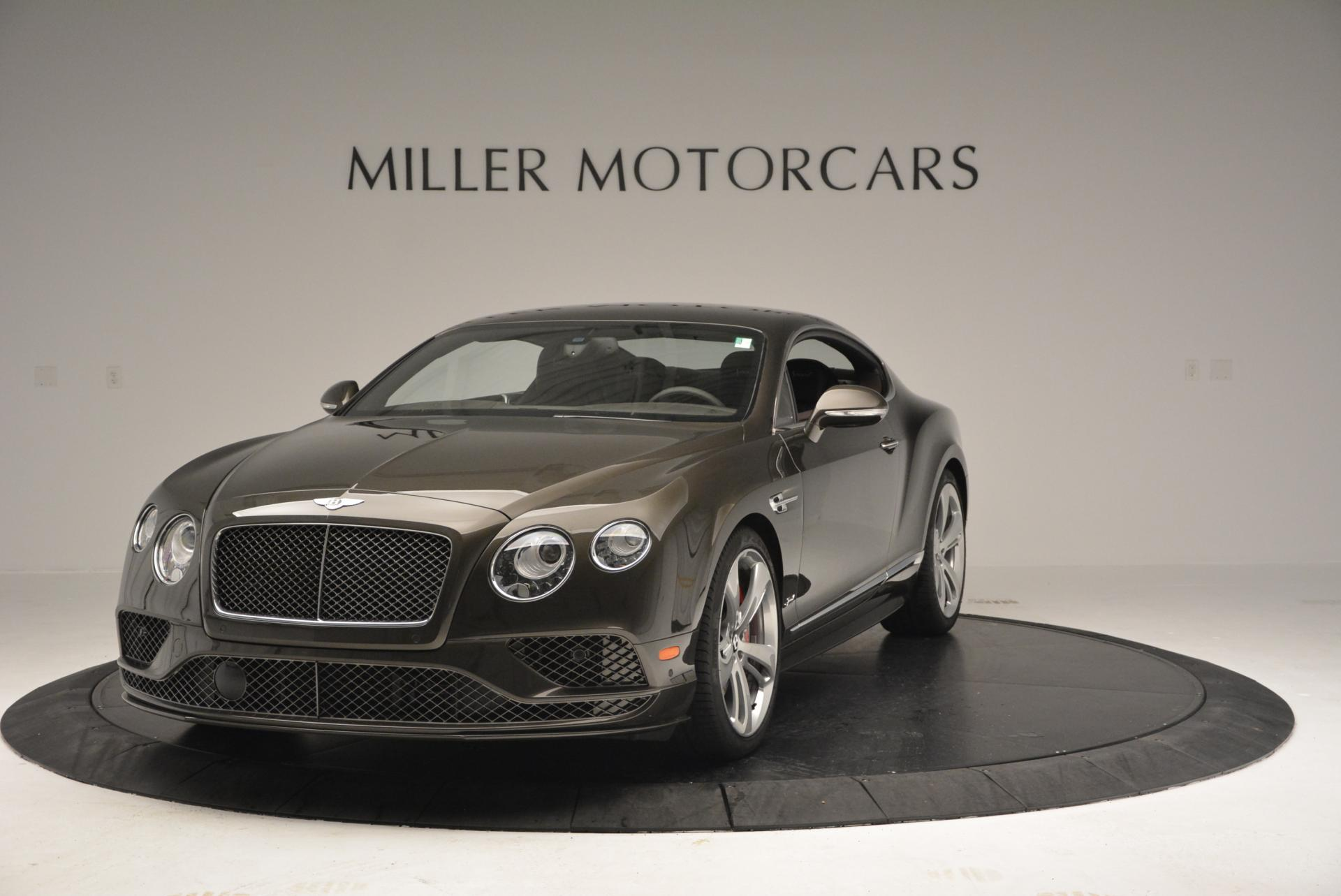 Used 2016 Bentley Continental GT Speed  For Sale In Greenwich, CT 25_main