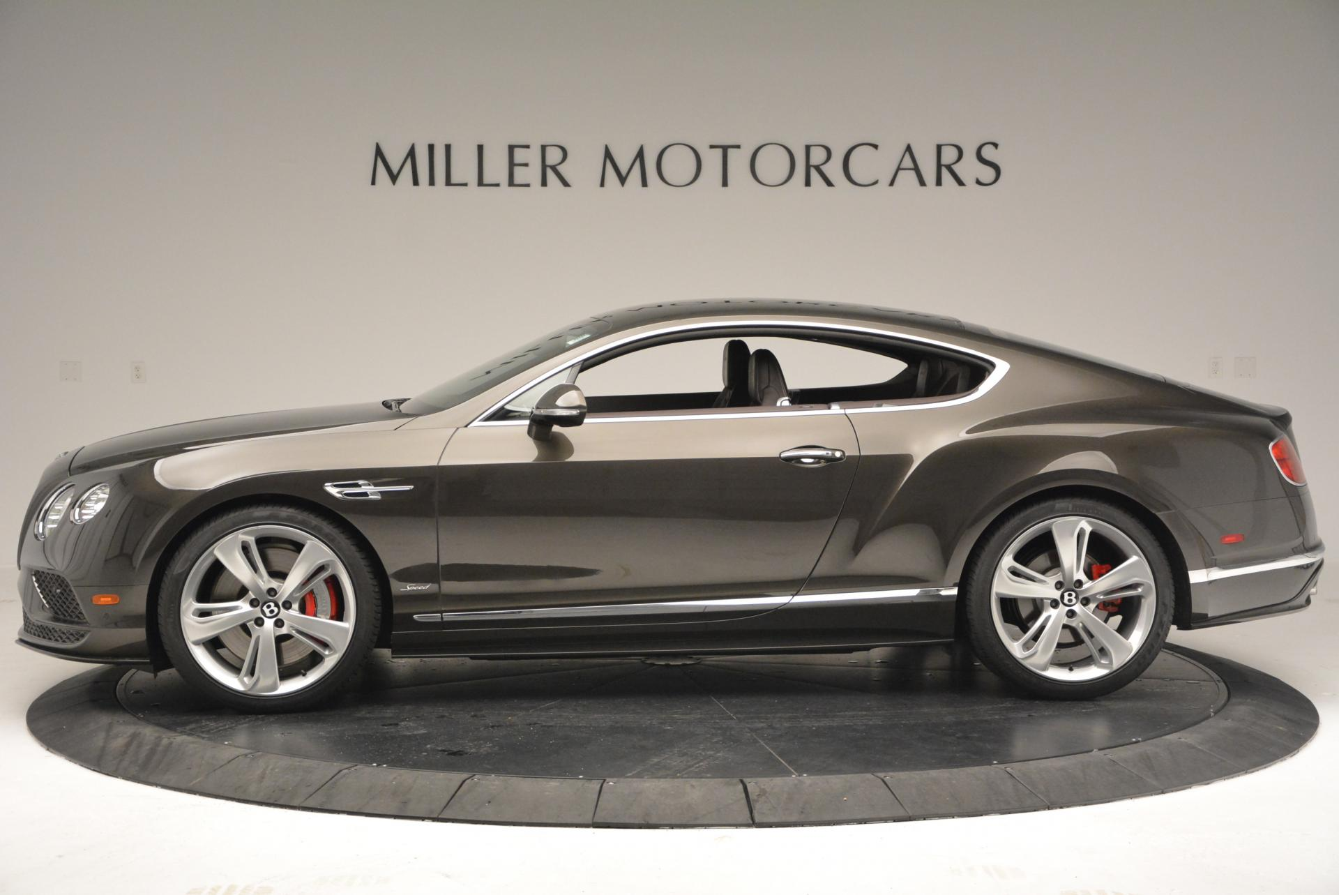 Used 2016 Bentley Continental GT Speed  For Sale In Greenwich, CT 25_p2