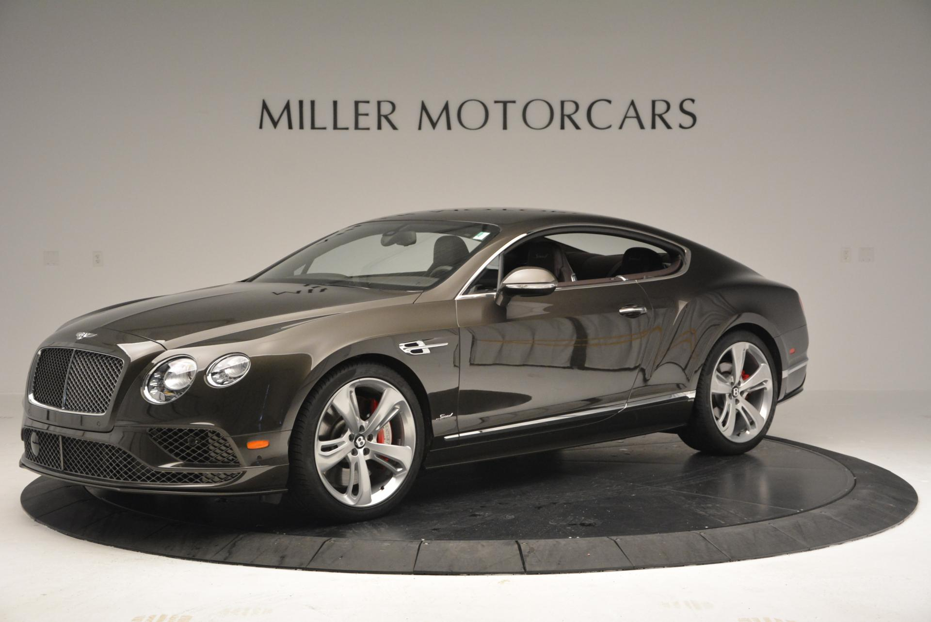 Used 2016 Bentley Continental GT Speed  For Sale In Greenwich, CT 25_p3