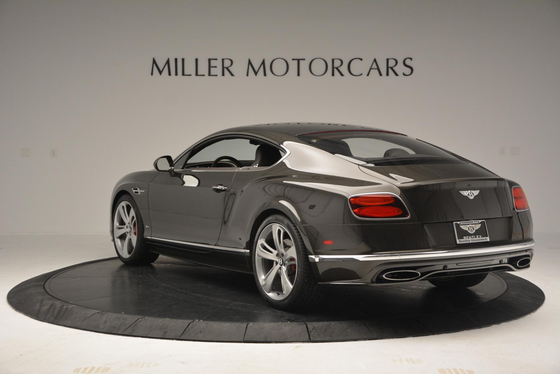 Used 2016 Bentley Continental GT Speed  For Sale In Greenwich, CT 25_p5