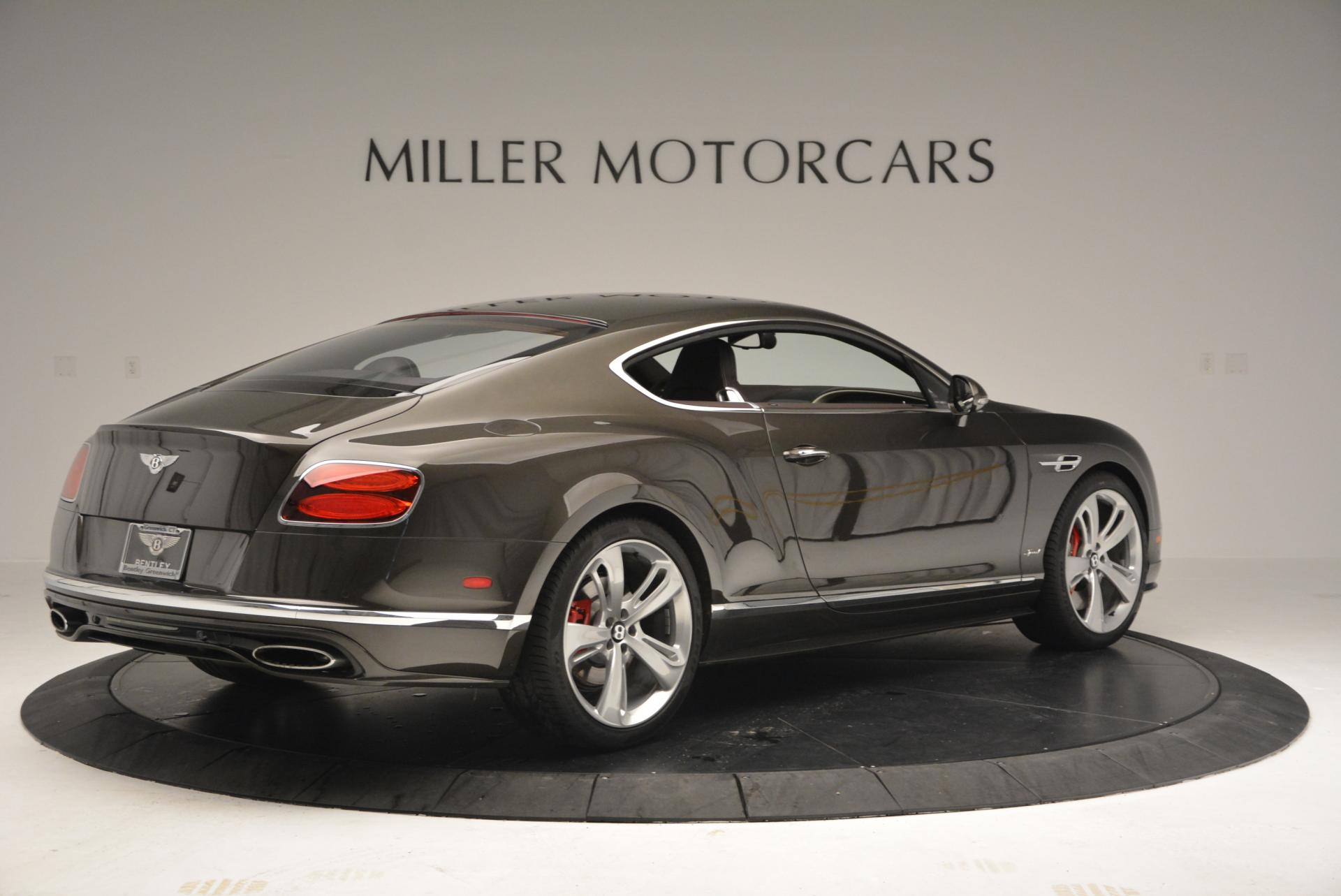 Used 2016 Bentley Continental GT Speed  For Sale In Greenwich, CT 25_p7