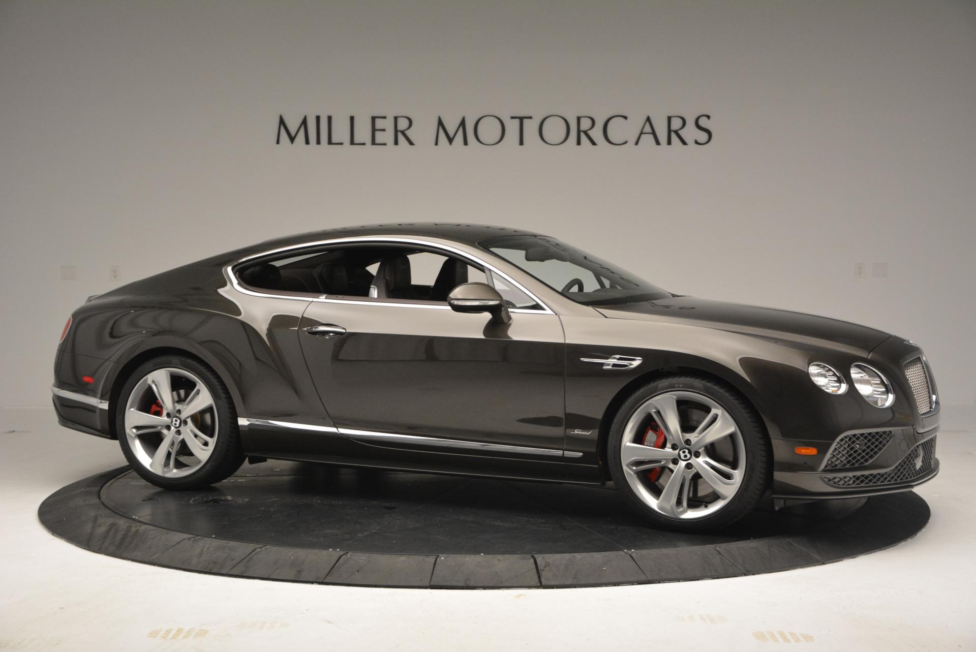 Used 2016 Bentley Continental GT Speed  For Sale In Greenwich, CT 25_p8