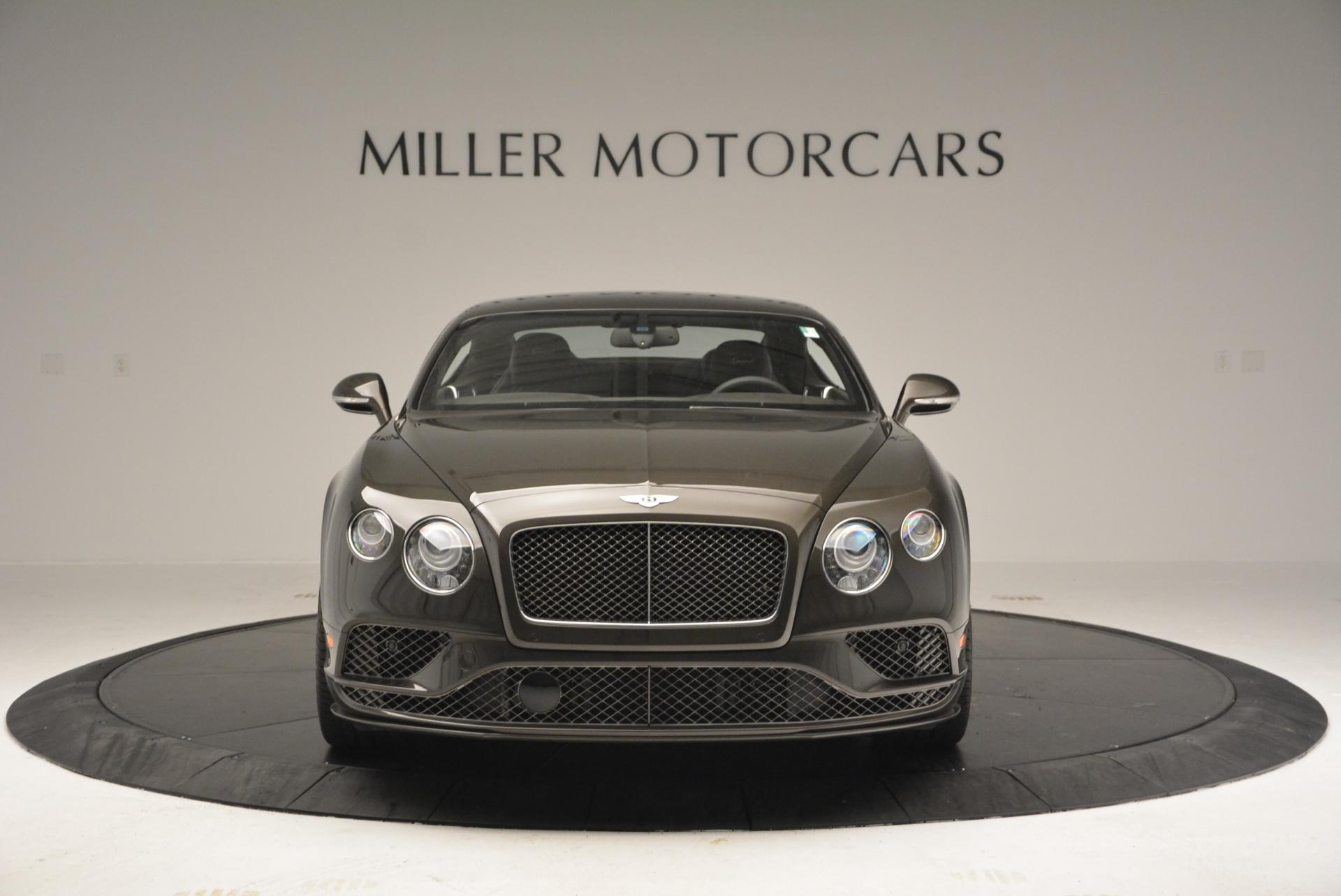Used 2016 Bentley Continental GT Speed  For Sale In Greenwich, CT 25_p9