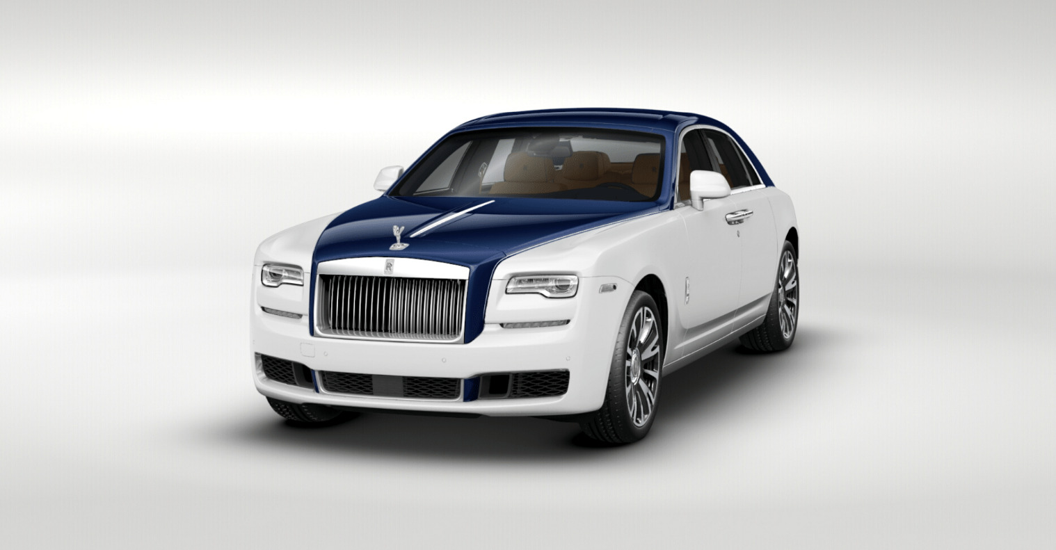 New 2018 Rolls-Royce Ghost  For Sale In Greenwich, CT 2501_main