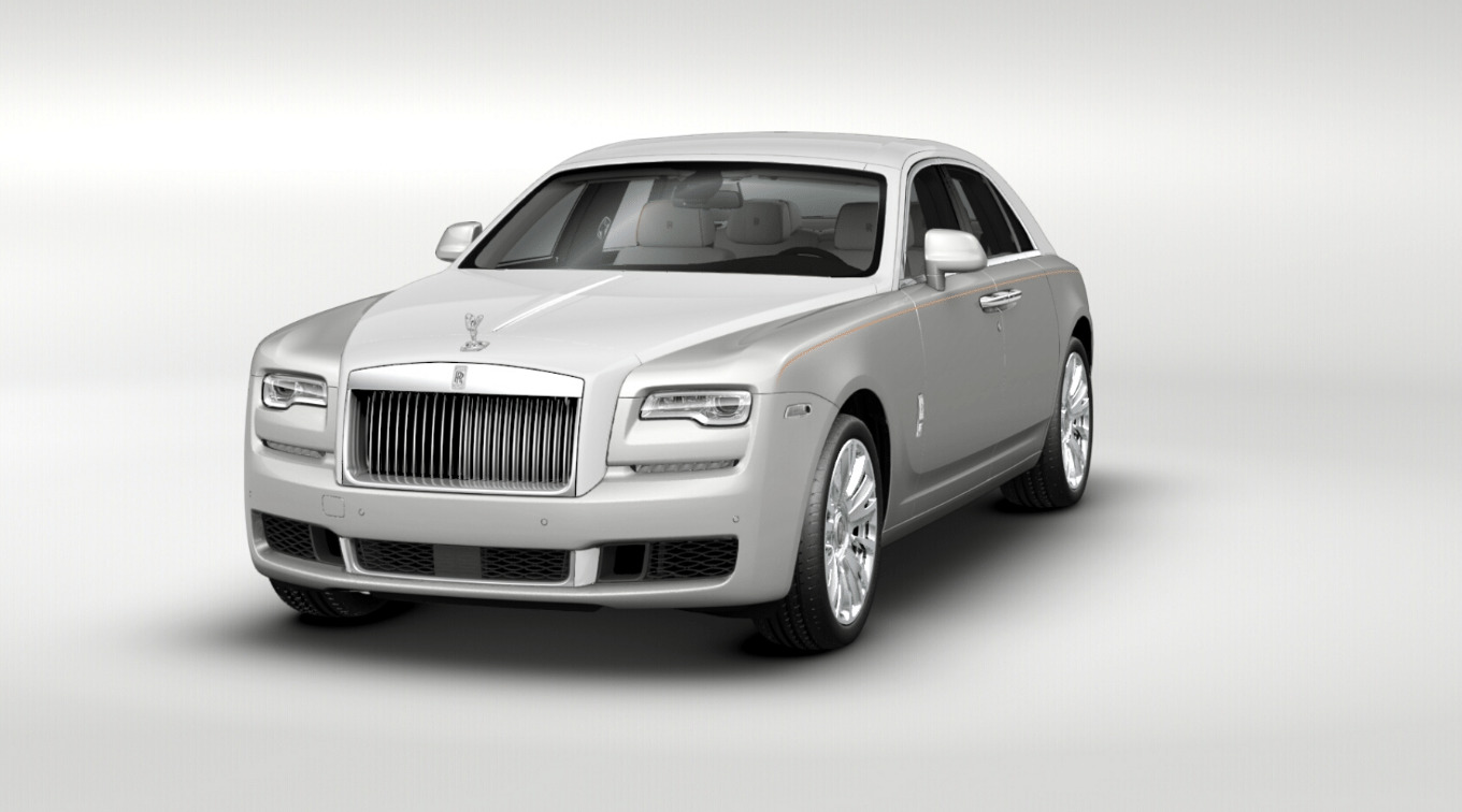 New 2018 Rolls-Royce Ghost  For Sale In Greenwich, CT 2503_main