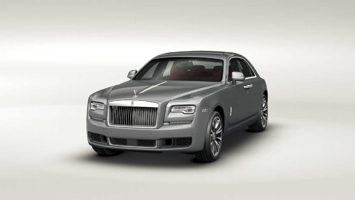 New 2018 Rolls-Royce Ghost  For Sale In Greenwich, CT 2504_main