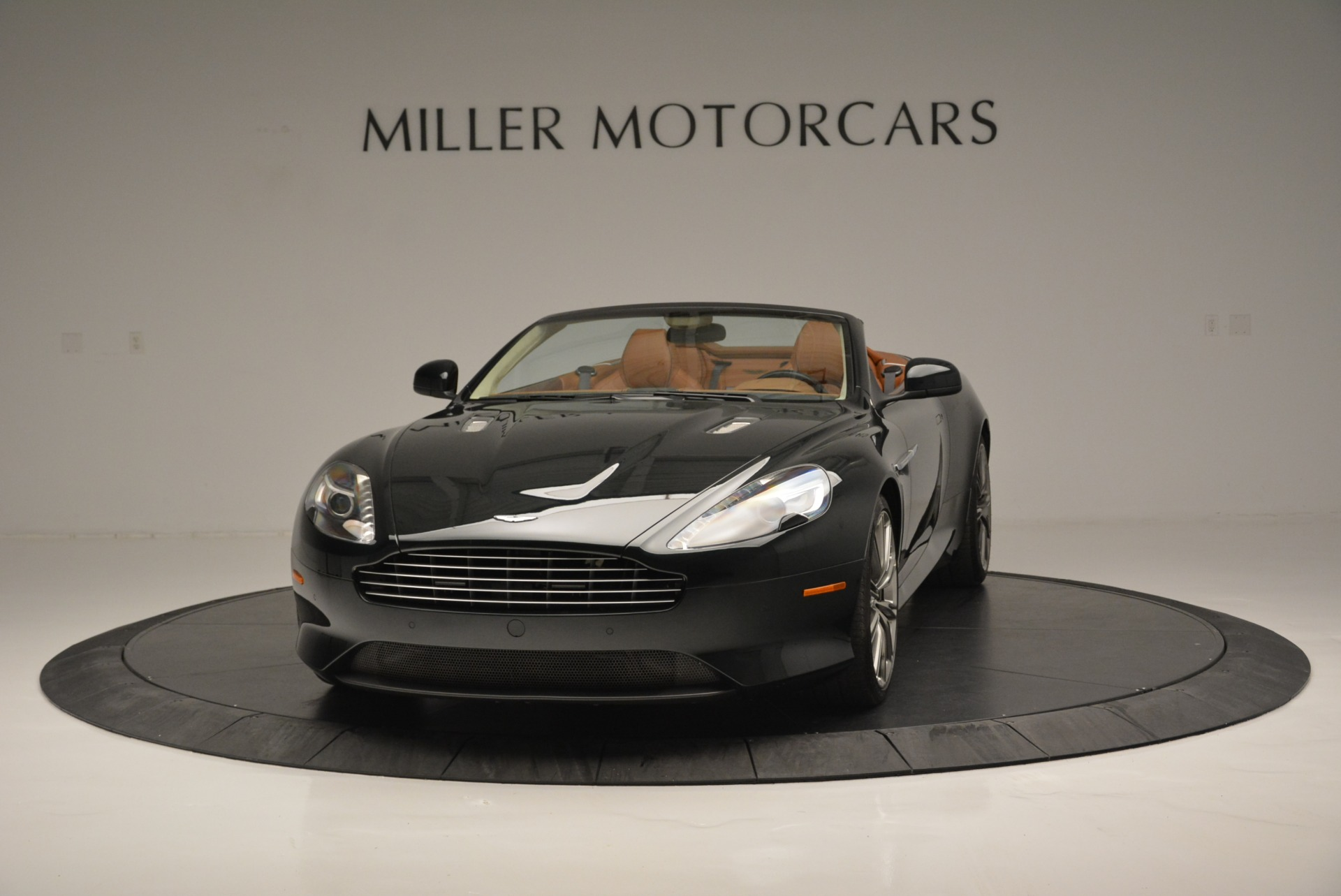 Used 2012 Aston Martin Virage Volante For Sale In Greenwich, CT 2508_main