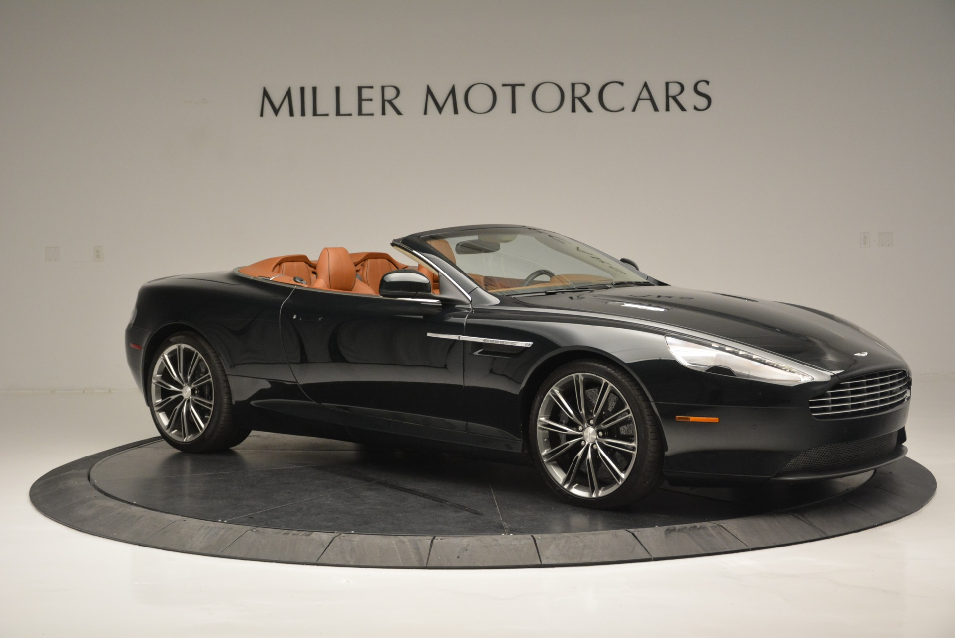 Used 2012 Aston Martin Virage Volante For Sale In Greenwich, CT 2508_p10