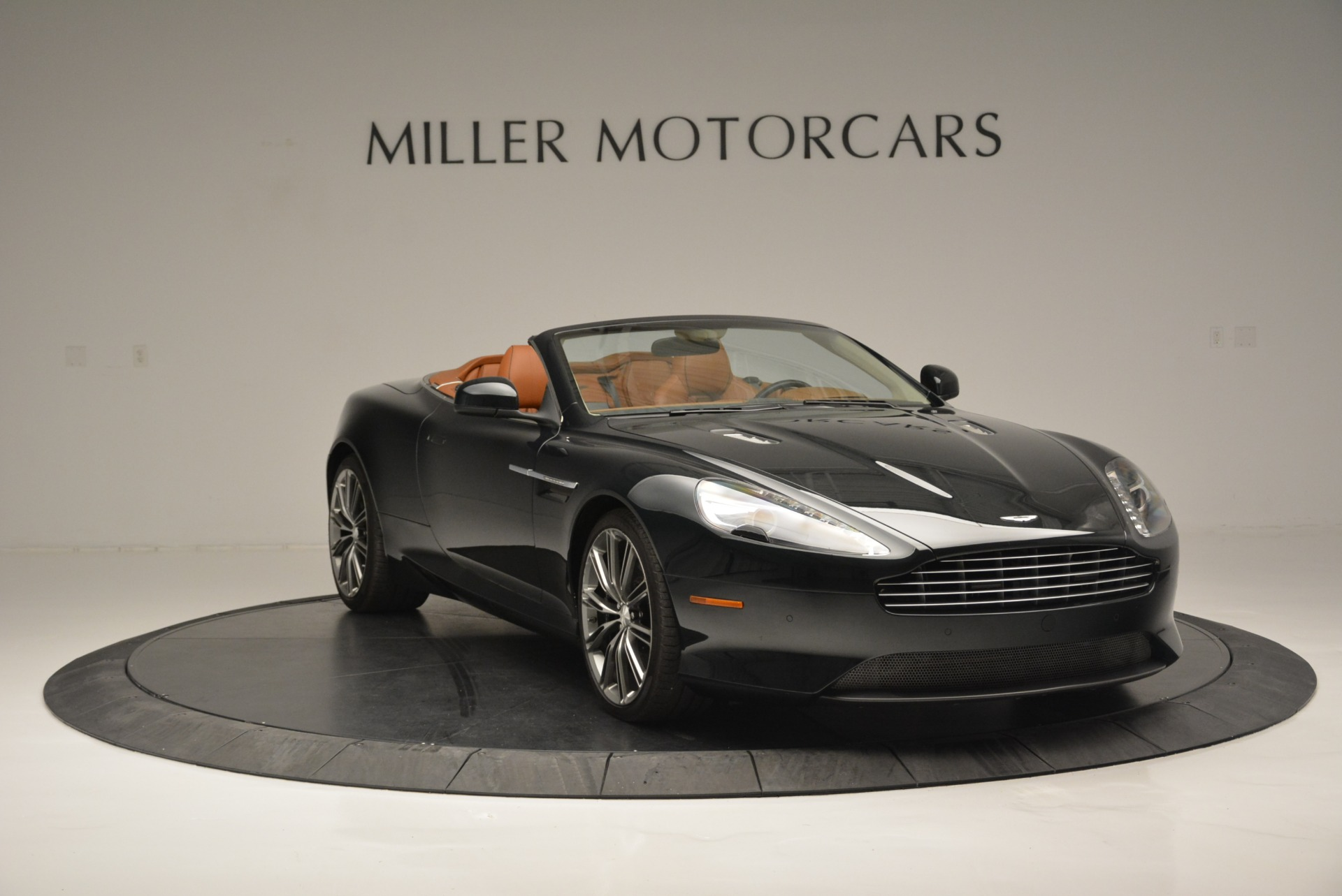 Used 2012 Aston Martin Virage Volante For Sale In Greenwich, CT 2508_p11