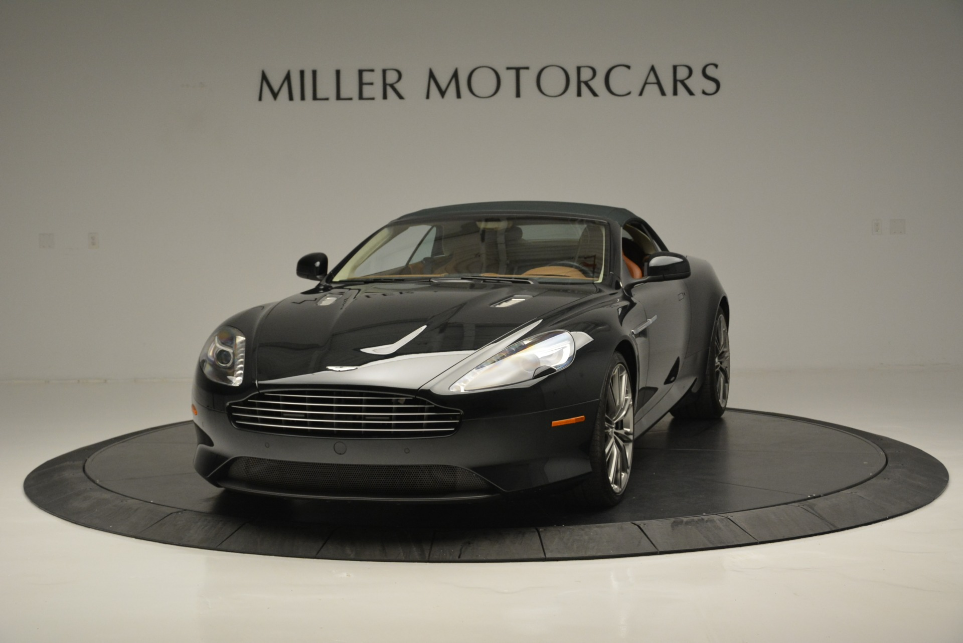 Used 2012 Aston Martin Virage Volante For Sale In Greenwich, CT 2508_p13