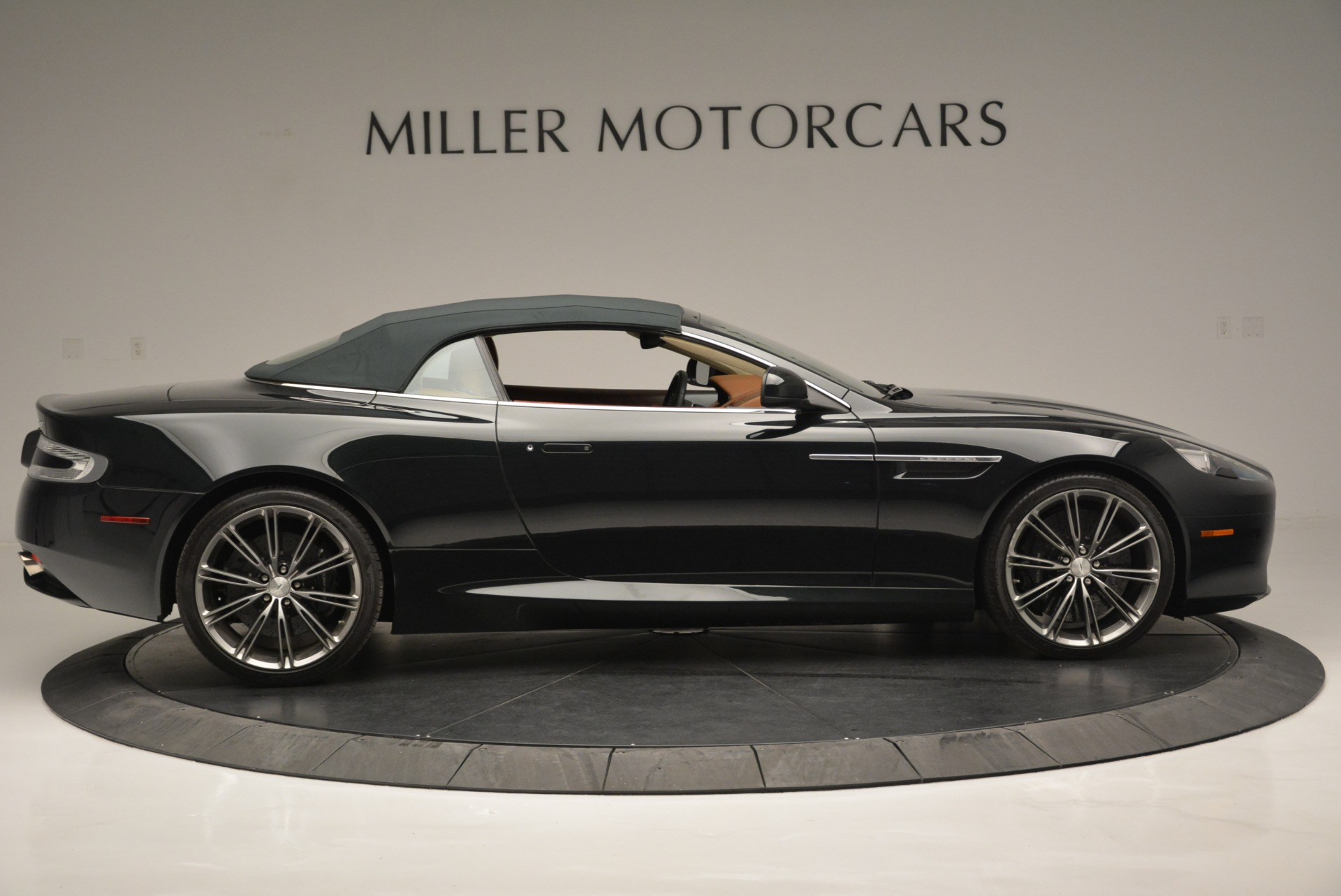 Used 2012 Aston Martin Virage Volante For Sale In Greenwich, CT 2508_p16
