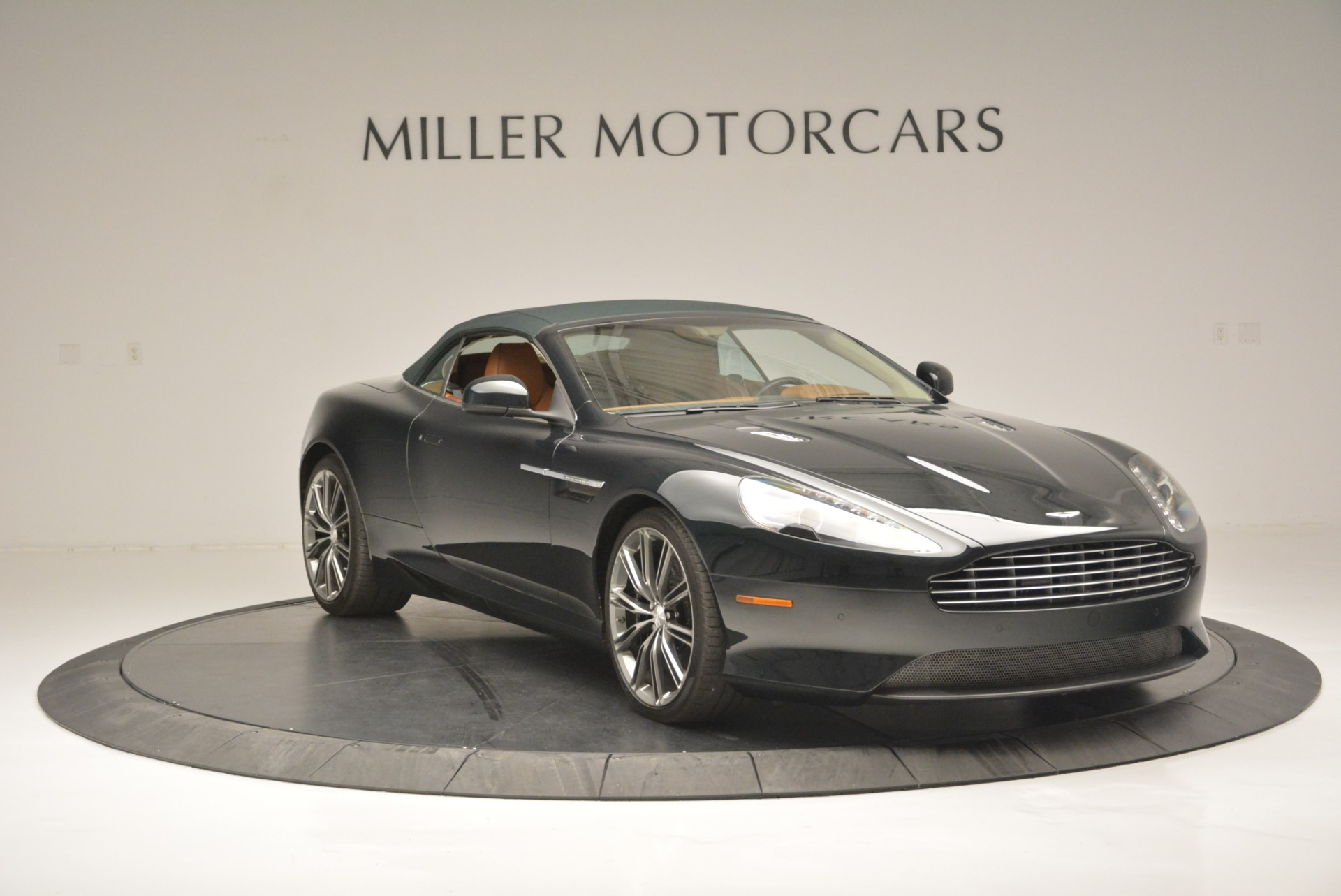 Used 2012 Aston Martin Virage Volante For Sale In Greenwich, CT 2508_p18