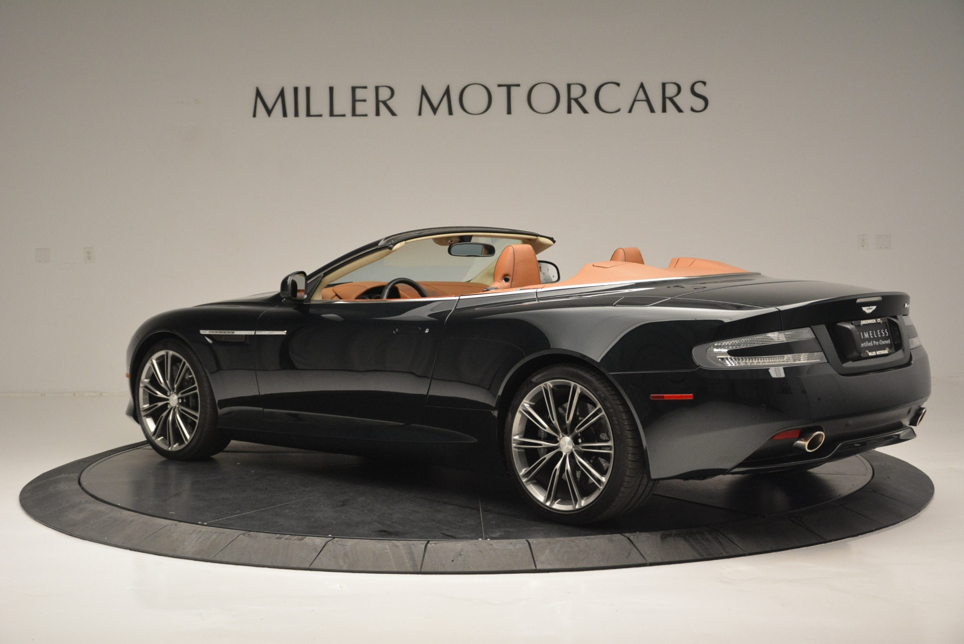 Used 2012 Aston Martin Virage Volante For Sale In Greenwich, CT 2508_p4