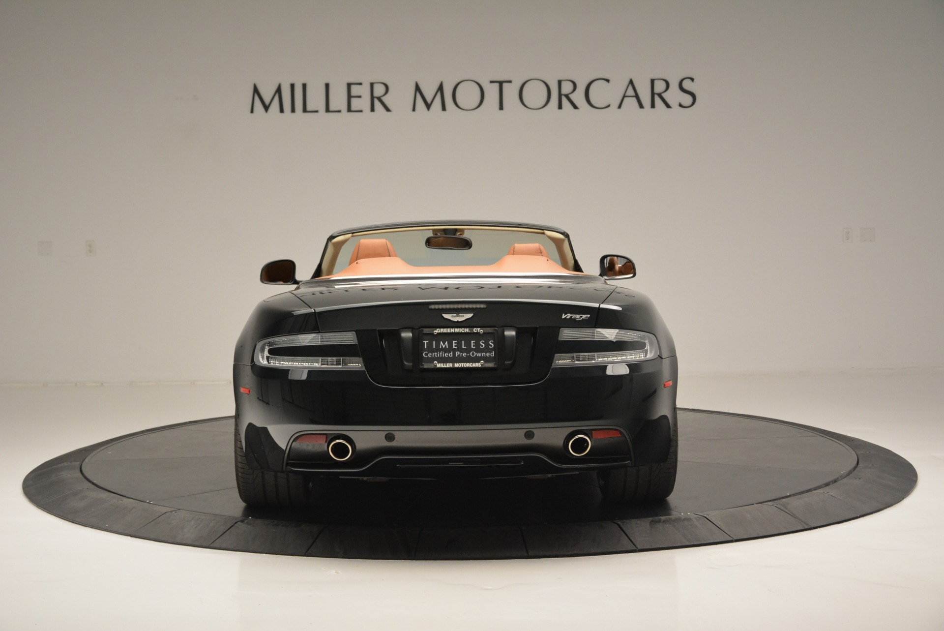 Used 2012 Aston Martin Virage Volante For Sale In Greenwich, CT 2508_p6