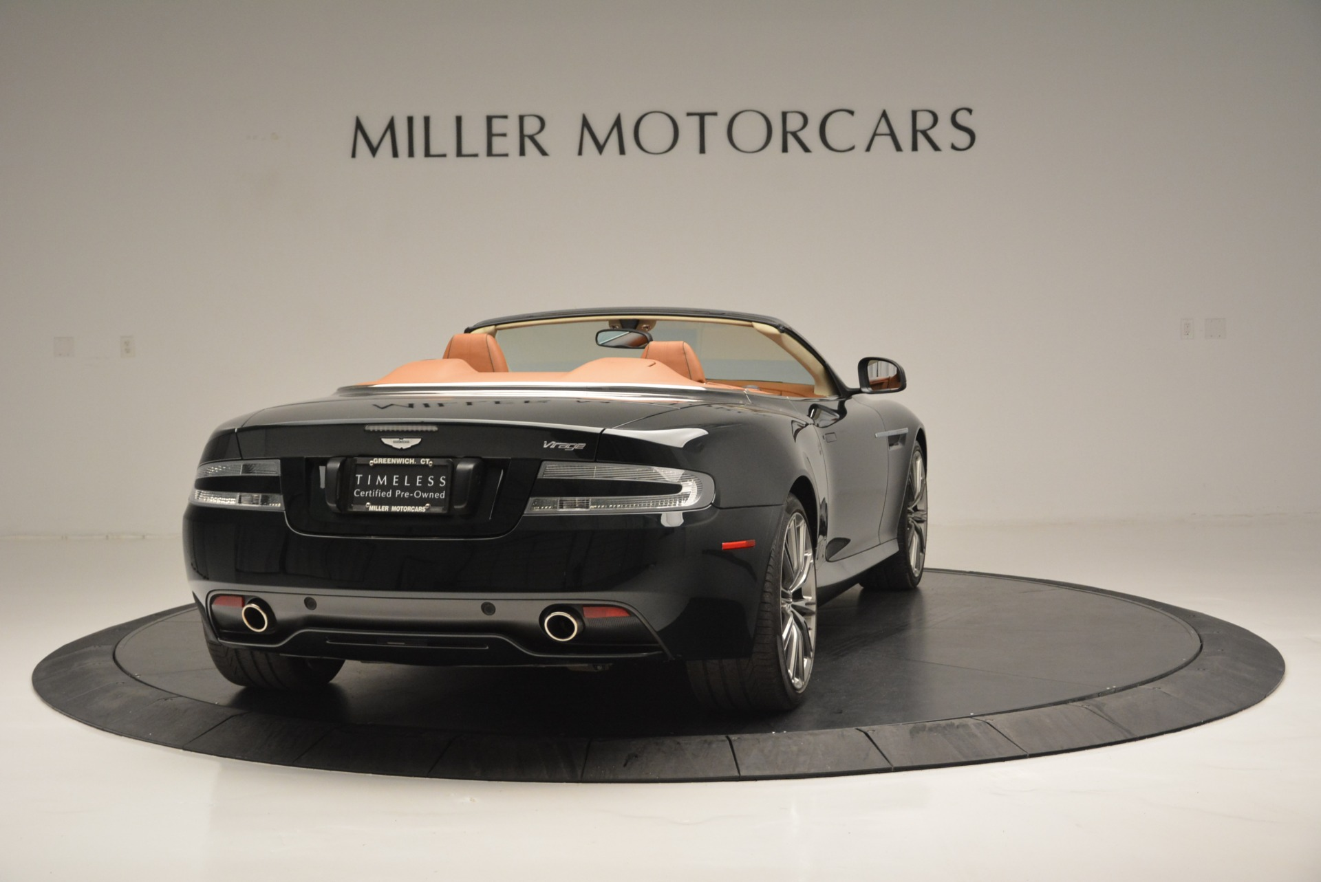 Used 2012 Aston Martin Virage Volante For Sale In Greenwich, CT 2508_p7