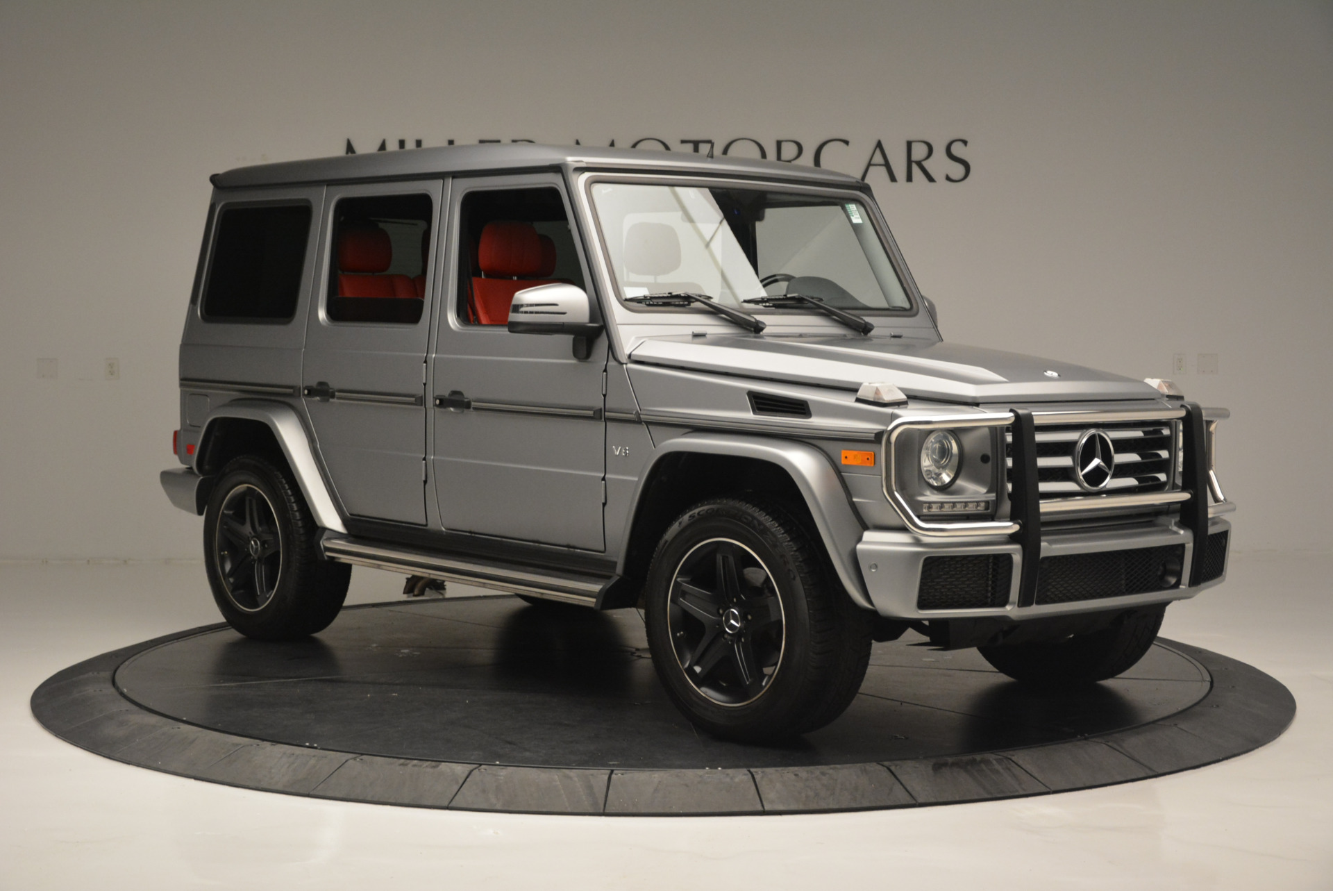 Used 2016 Mercedes-Benz G-Class G 550 For Sale In Greenwich, CT 2510_p10
