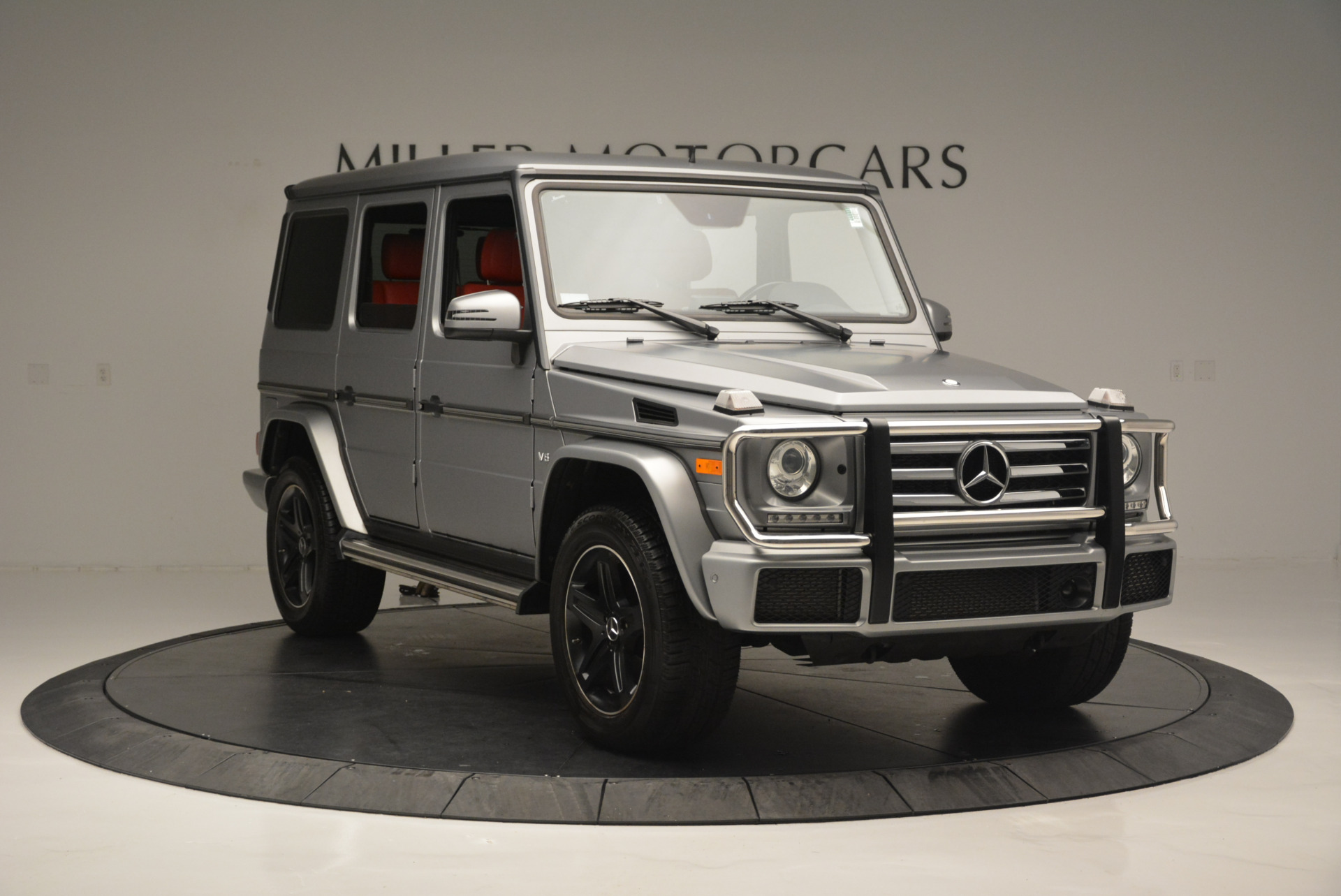 Used 2016 Mercedes-Benz G-Class G 550 For Sale In Greenwich, CT 2510_p11