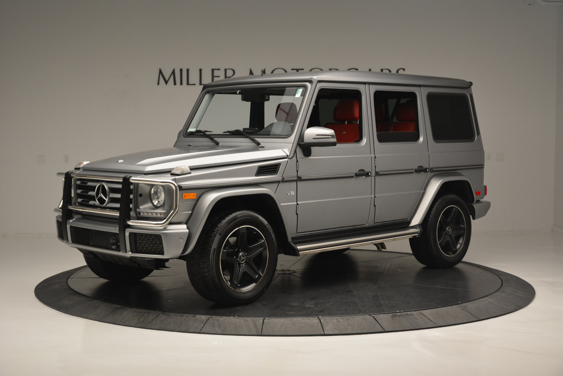 Used 2016 Mercedes-Benz G-Class G 550 For Sale In Greenwich, CT 2510_p2
