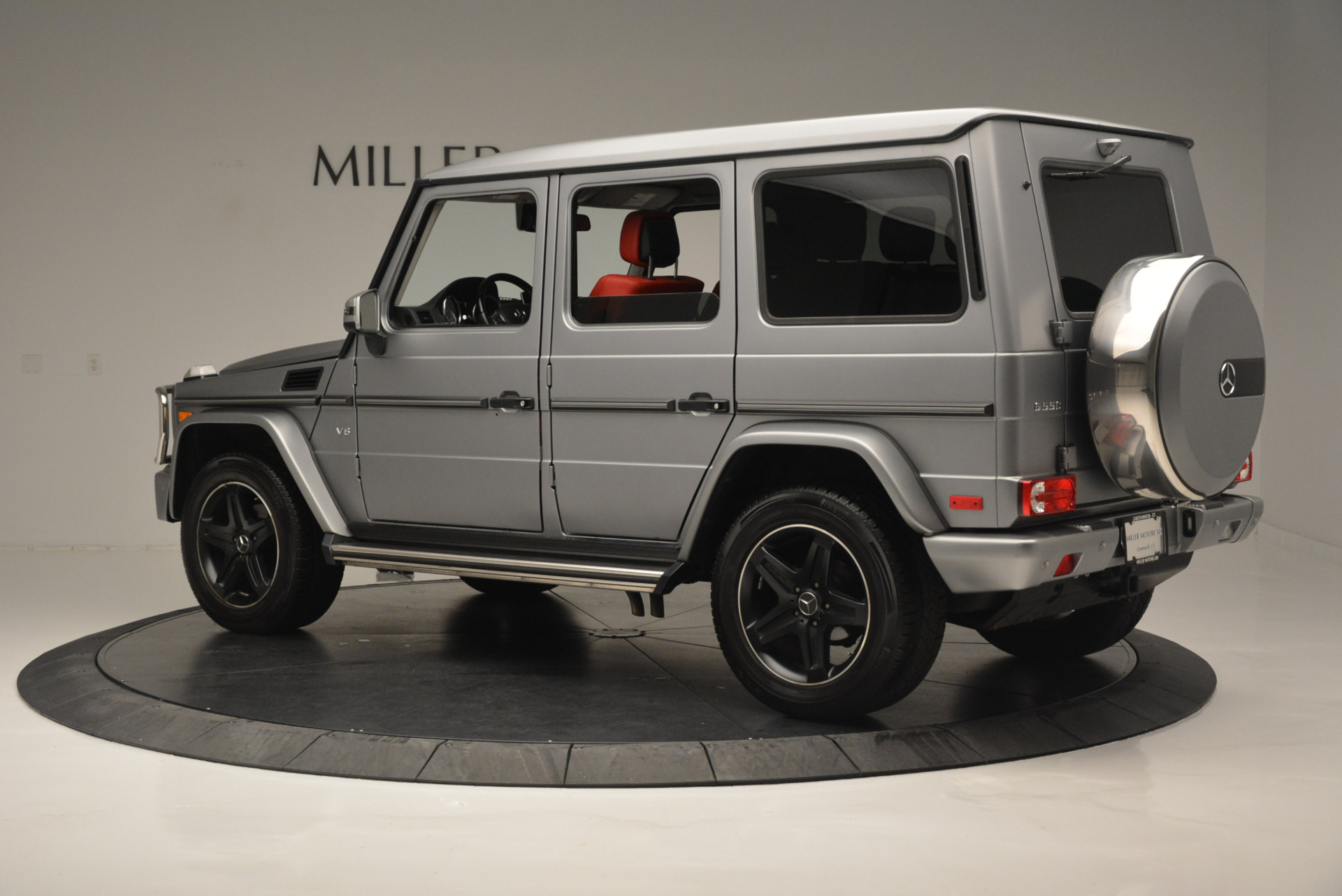 Used 2016 Mercedes-Benz G-Class G 550 For Sale In Greenwich, CT 2510_p4