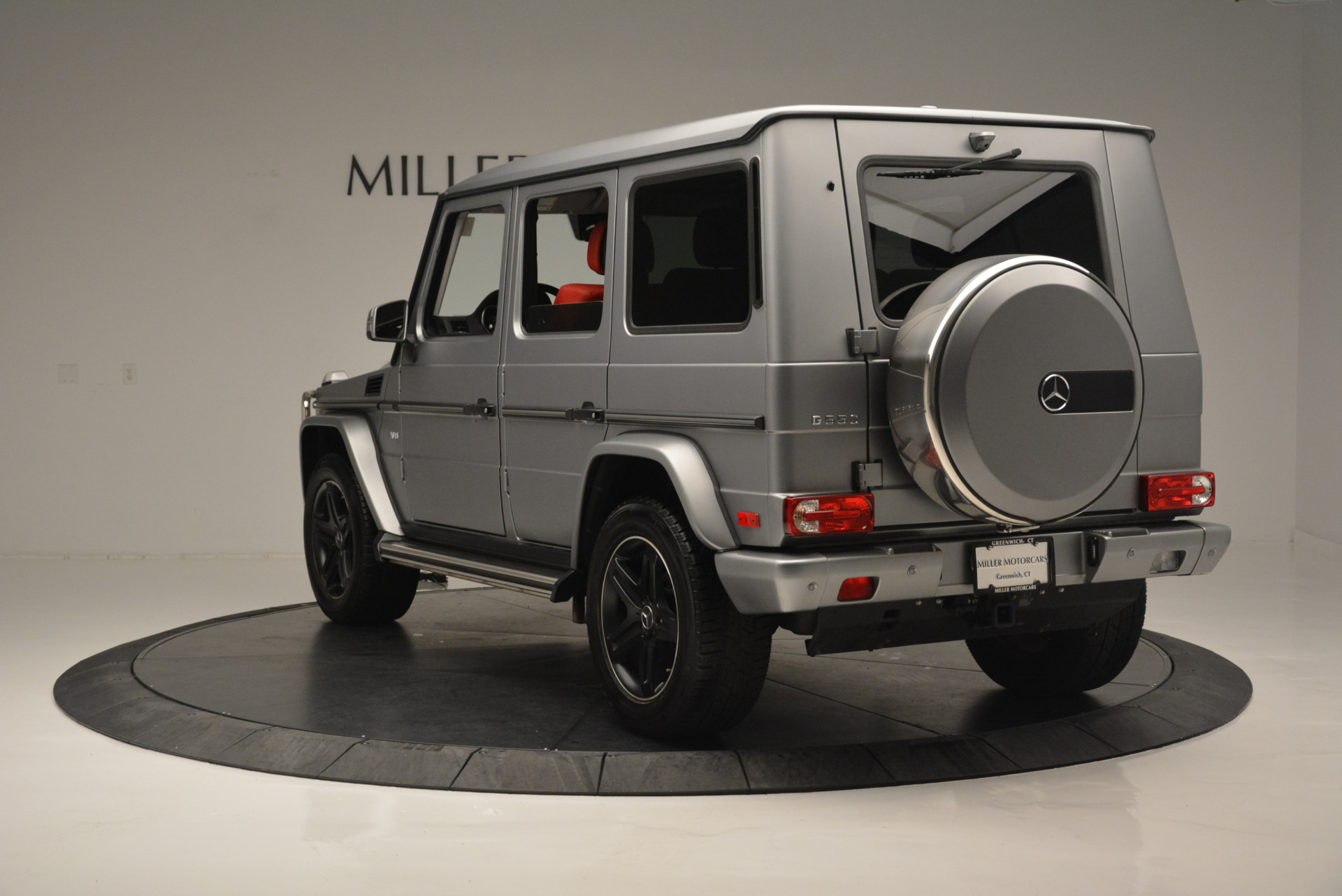 Used 2016 Mercedes-Benz G-Class G 550 For Sale In Greenwich, CT 2510_p5