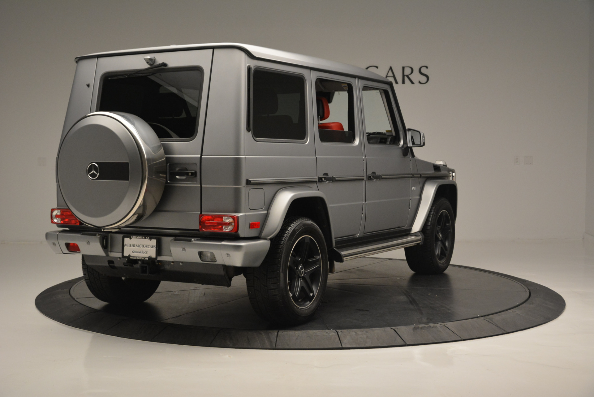 Used 2016 Mercedes-Benz G-Class G 550 For Sale In Greenwich, CT 2510_p7