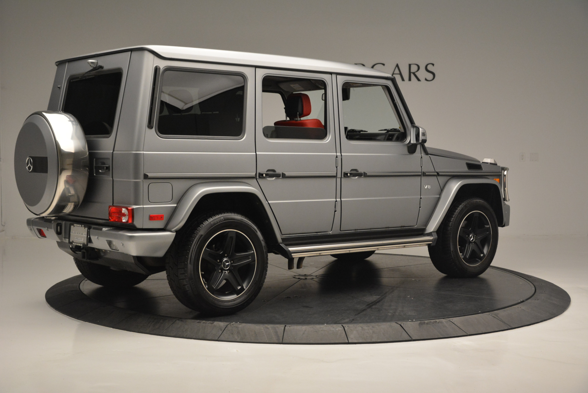 Used 2016 Mercedes-Benz G-Class G 550 For Sale In Greenwich, CT 2510_p8