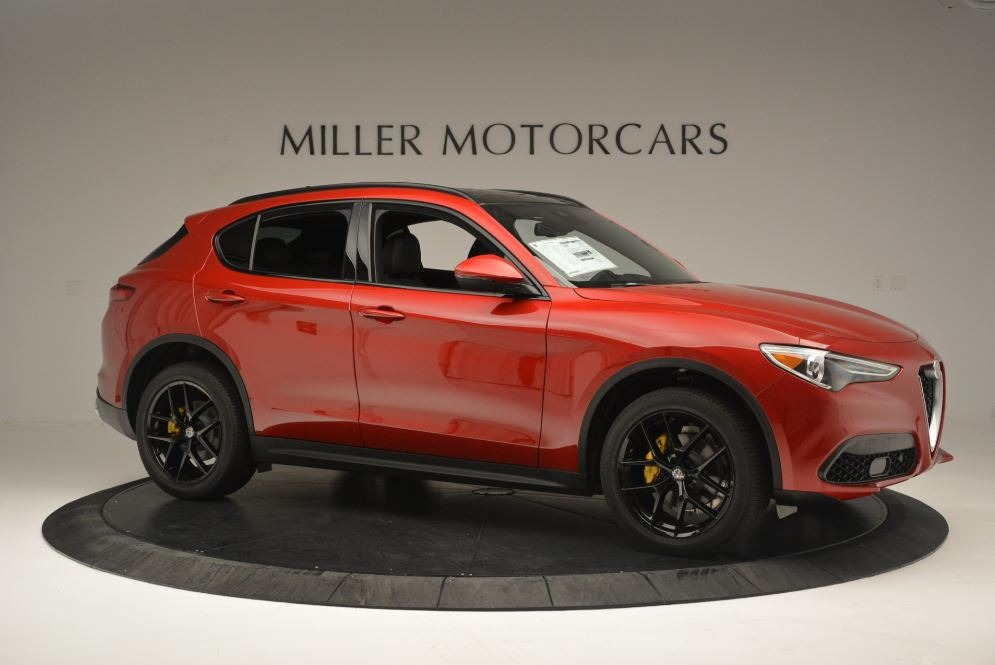 New 2018 Alfa Romeo Stelvio Ti Sport Q4 For Sale In Greenwich, CT 2512_p10