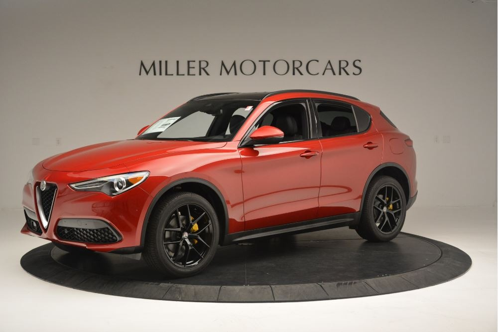 New 2018 Alfa Romeo Stelvio Ti Sport Q4 For Sale In Greenwich, CT 2512_p2