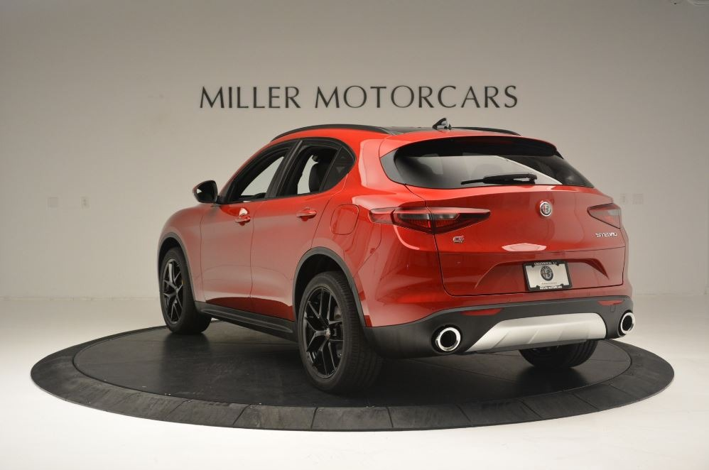 New 2018 Alfa Romeo Stelvio Ti Sport Q4 For Sale In Greenwich, CT 2512_p5