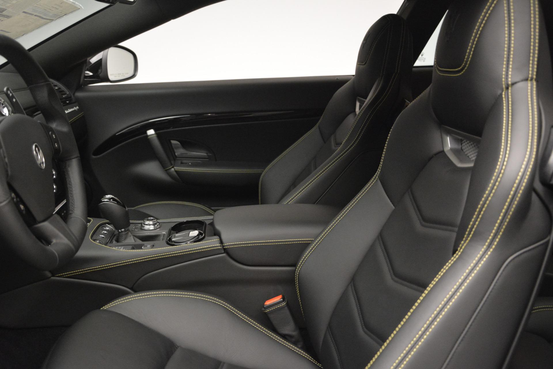 New 2018 Maserati GranTurismo Sport For Sale In Greenwich, CT 2513_p14