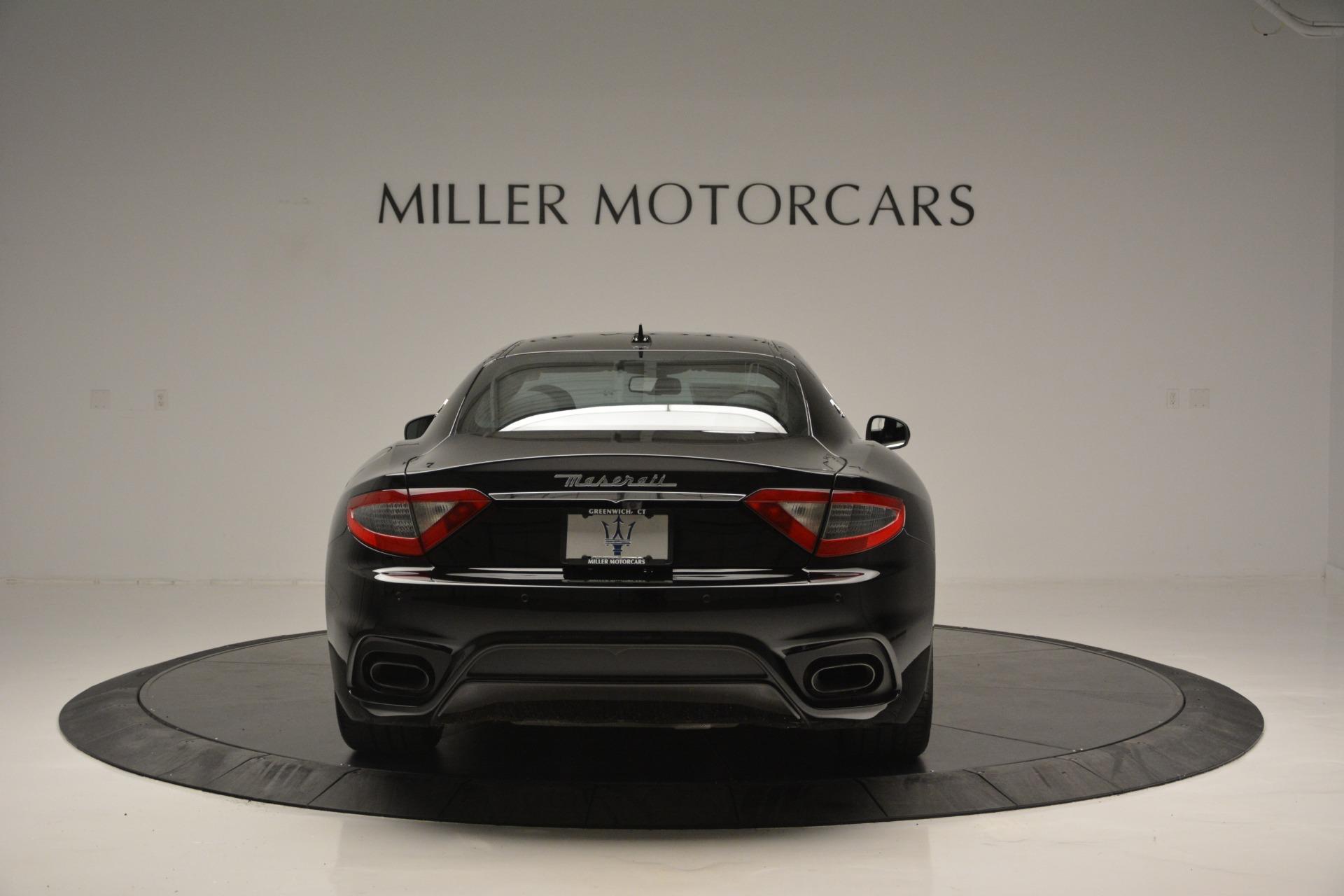 New 2018 Maserati GranTurismo Sport For Sale In Greenwich, CT 2513_p6