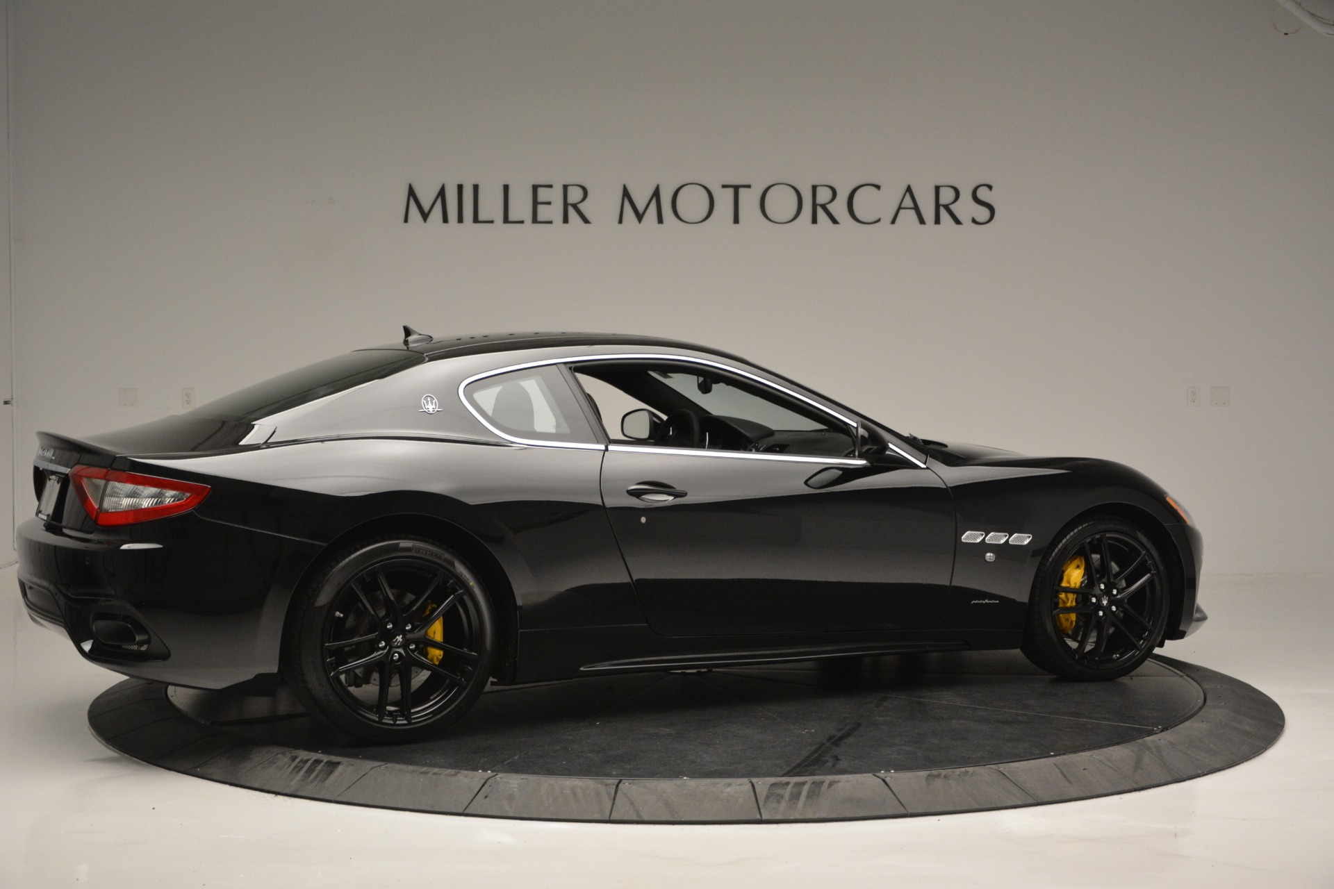 New 2018 Maserati GranTurismo Sport For Sale In Greenwich, CT 2513_p8