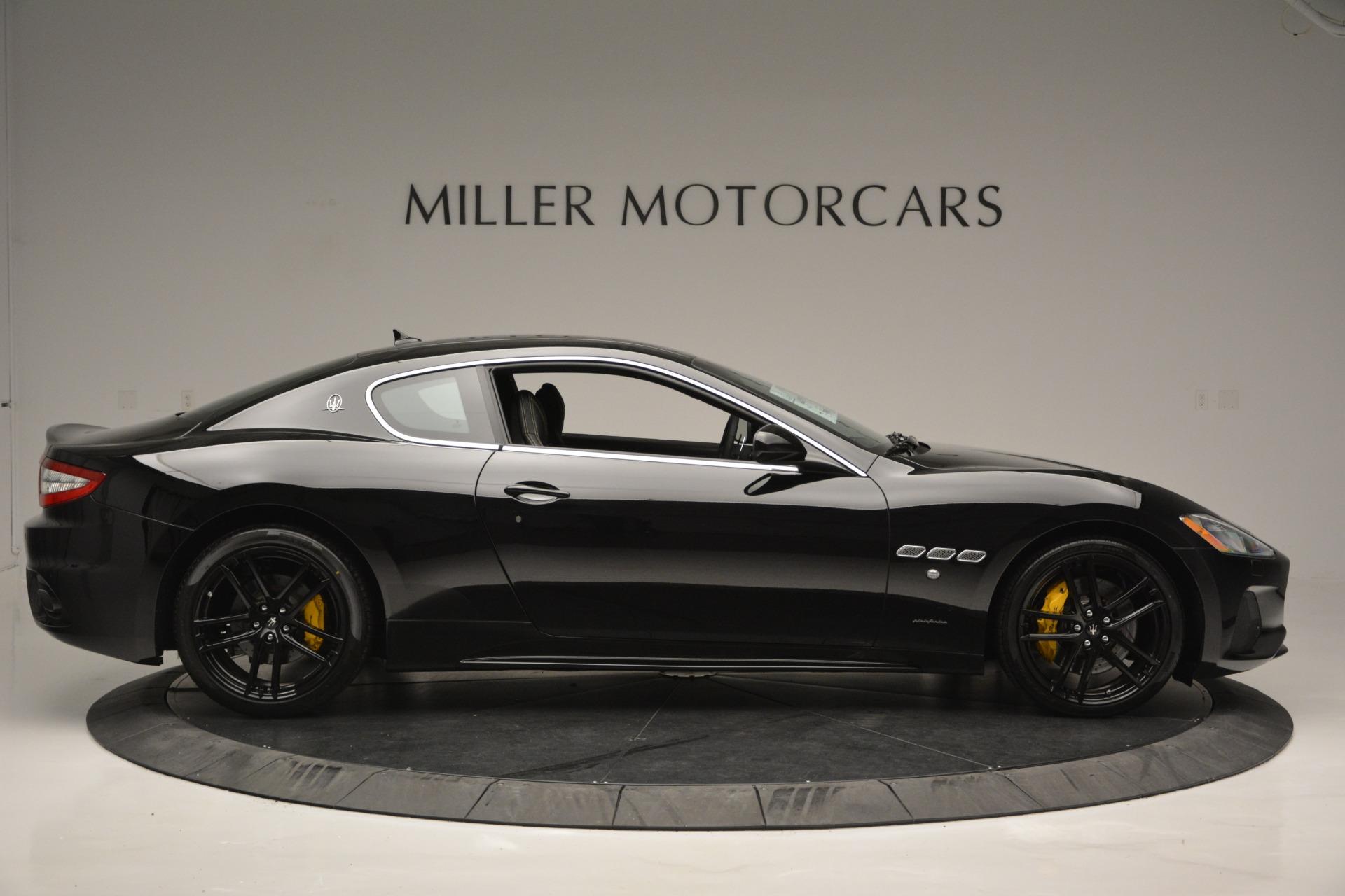 New 2018 Maserati GranTurismo Sport For Sale In Greenwich, CT 2513_p9