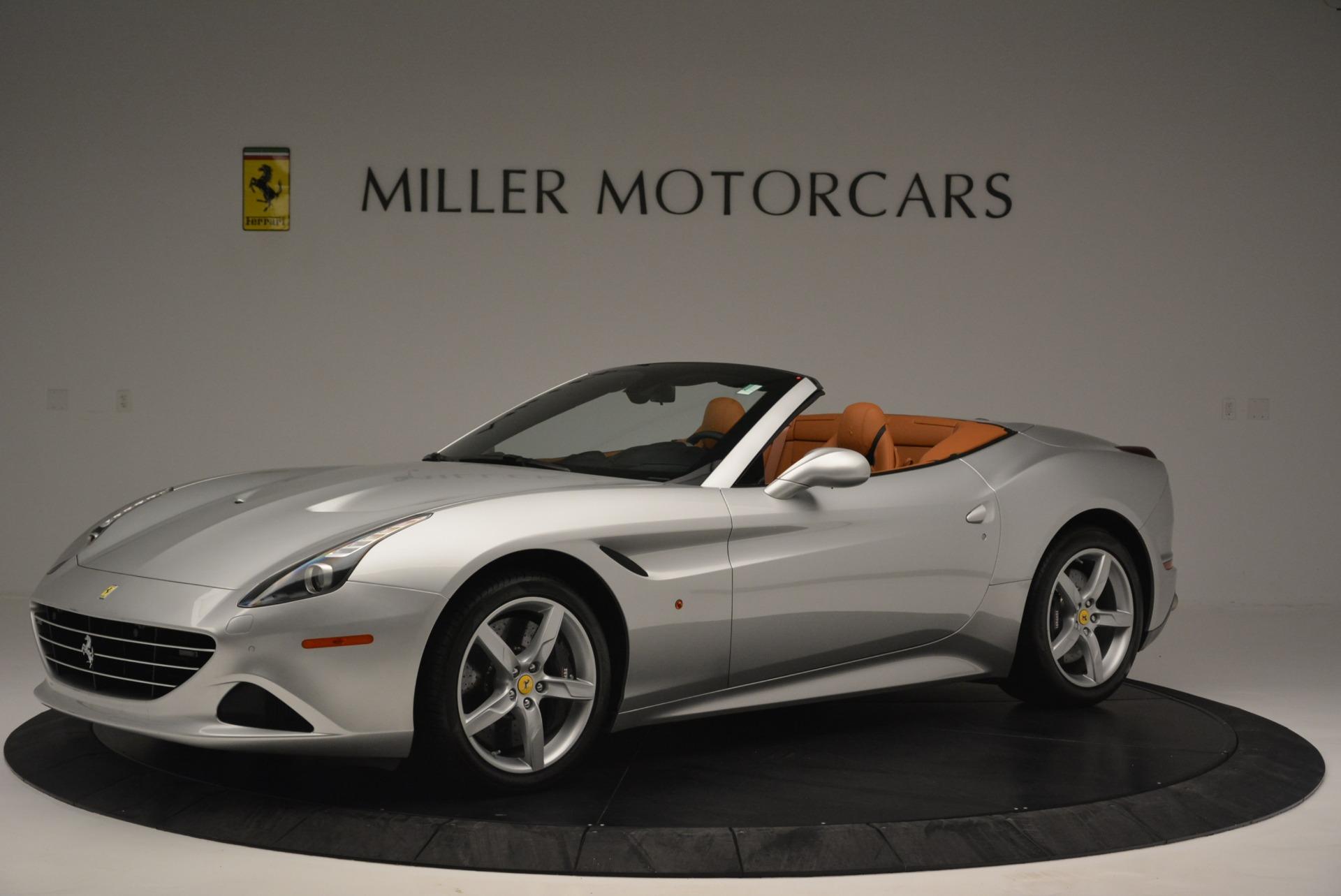 Used 2015 Ferrari California T  For Sale In Greenwich, CT 2514_p2