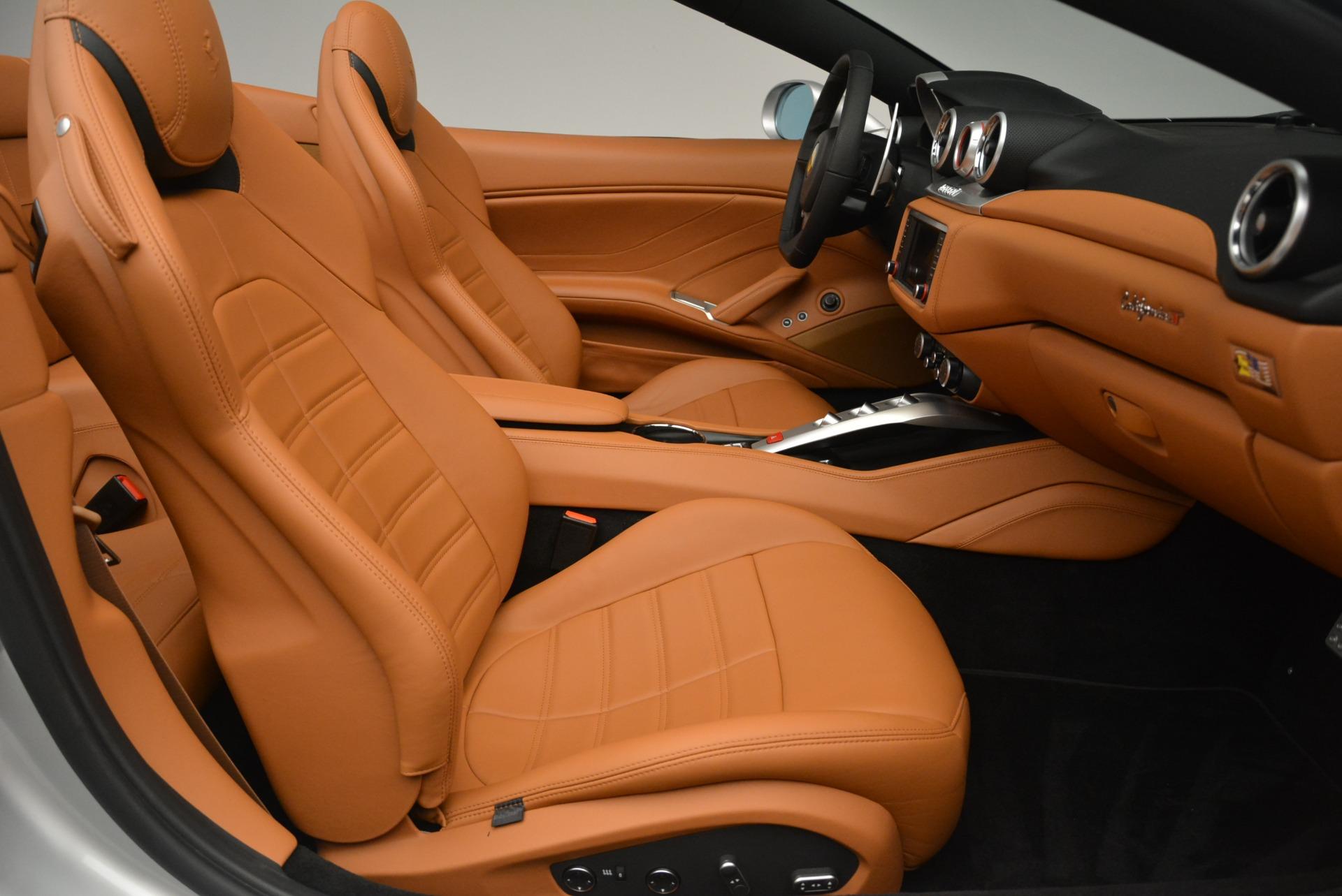Used 2015 Ferrari California T  For Sale In Greenwich, CT 2514_p31