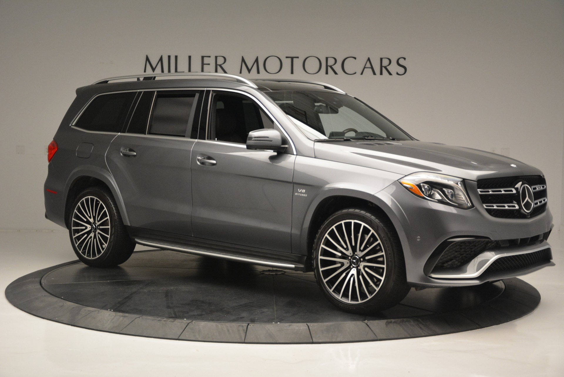 Used 2017 Mercedes-Benz GLS AMG GLS 63 For Sale In Greenwich, CT 2518_p12